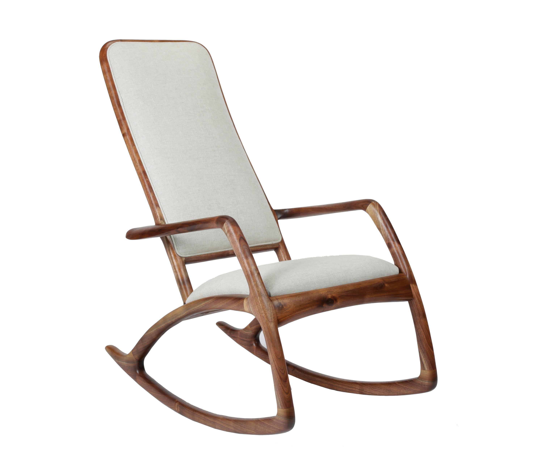 Poltrone Chair DesignArchitonic Rocking Fireman Brian Jessamine IW9DH2E