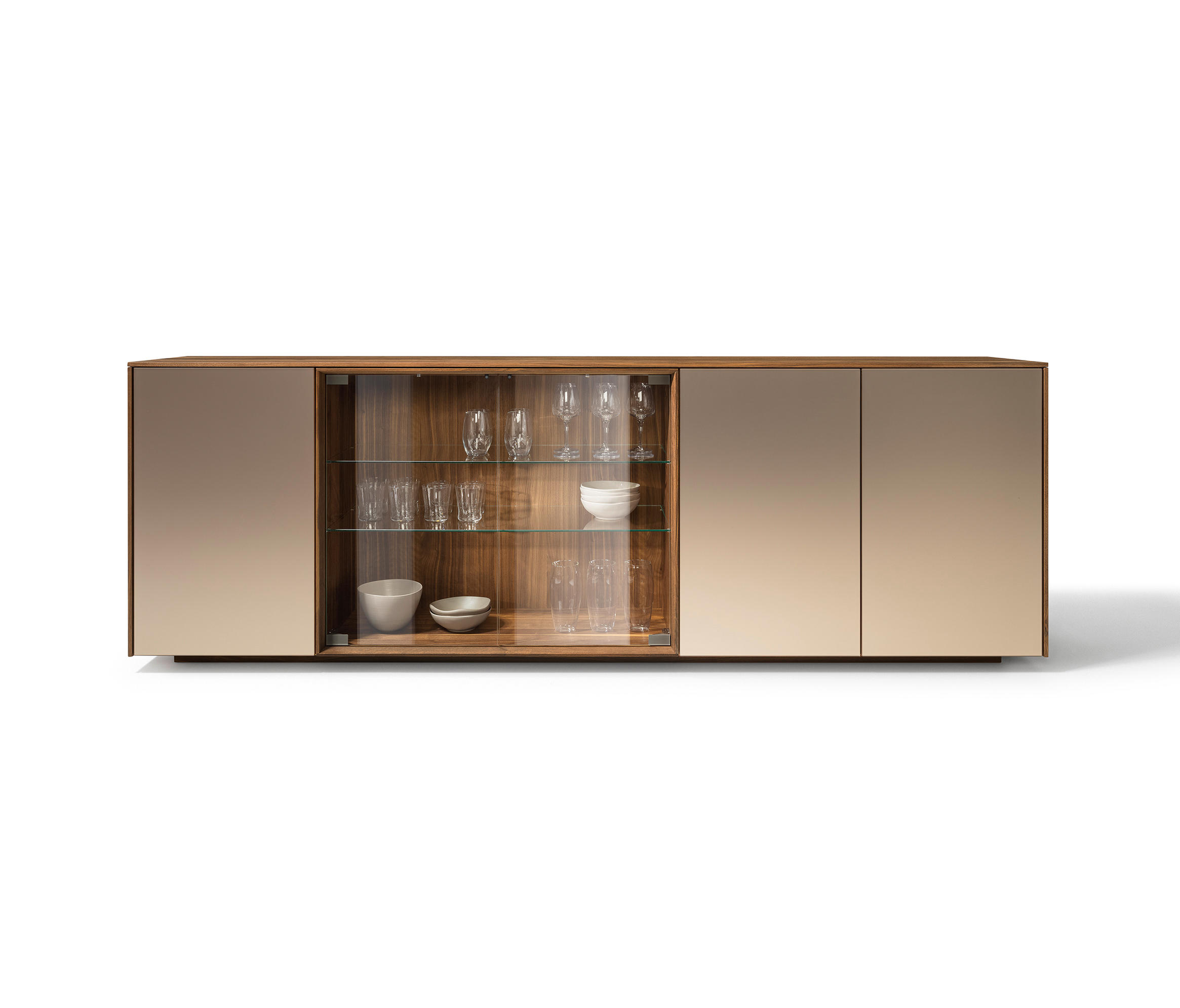 filigno anrichte sideboards kommoden von team 7 architonic. Black Bedroom Furniture Sets. Home Design Ideas