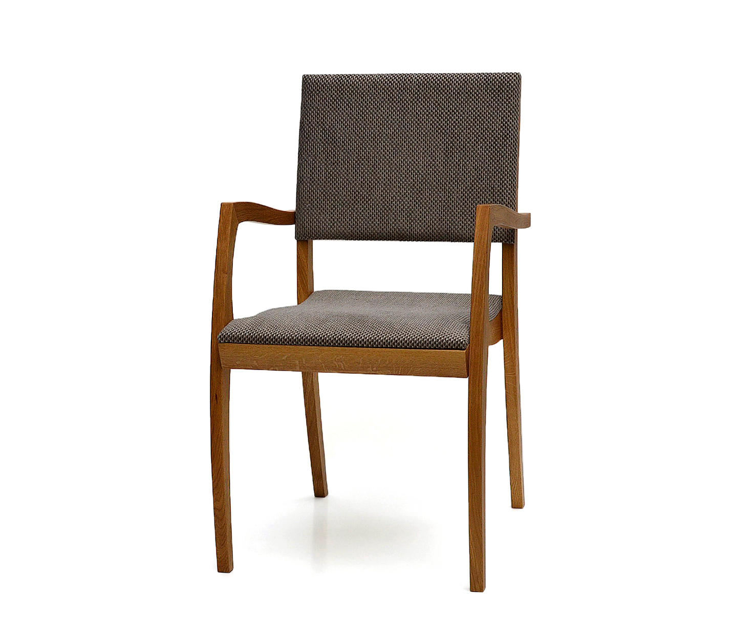 Gh2 Stackable Chair With Armrest Visitors Chairs Side