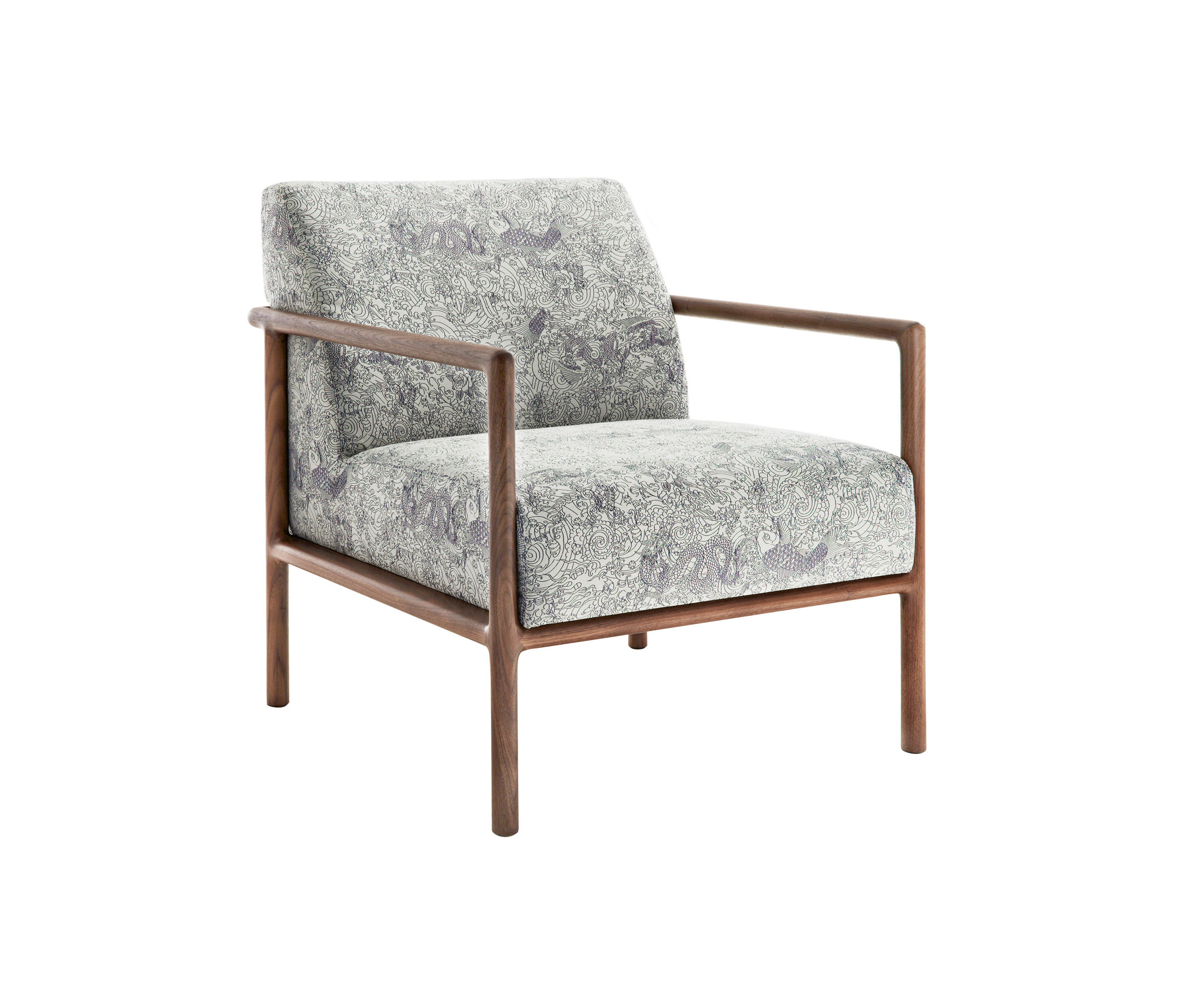 Superior Palm Beach | Armchair By HC28 | Lounge Chairs