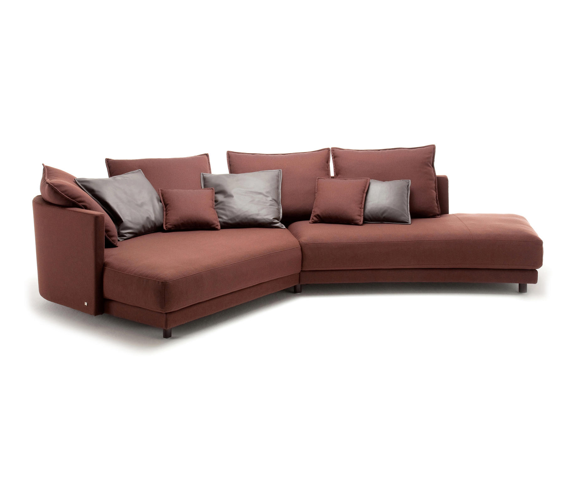 rolf benz onda lounge sofas from rolf benz architonic. Black Bedroom Furniture Sets. Home Design Ideas