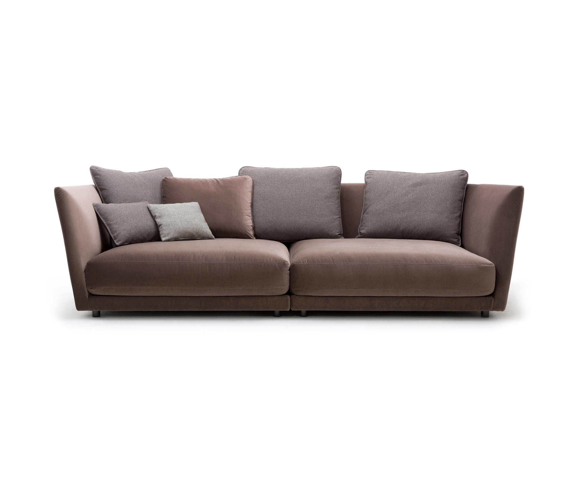 Rolf benz tondo lounge sofas from rolf benz architonic for Rolf benz tondo
