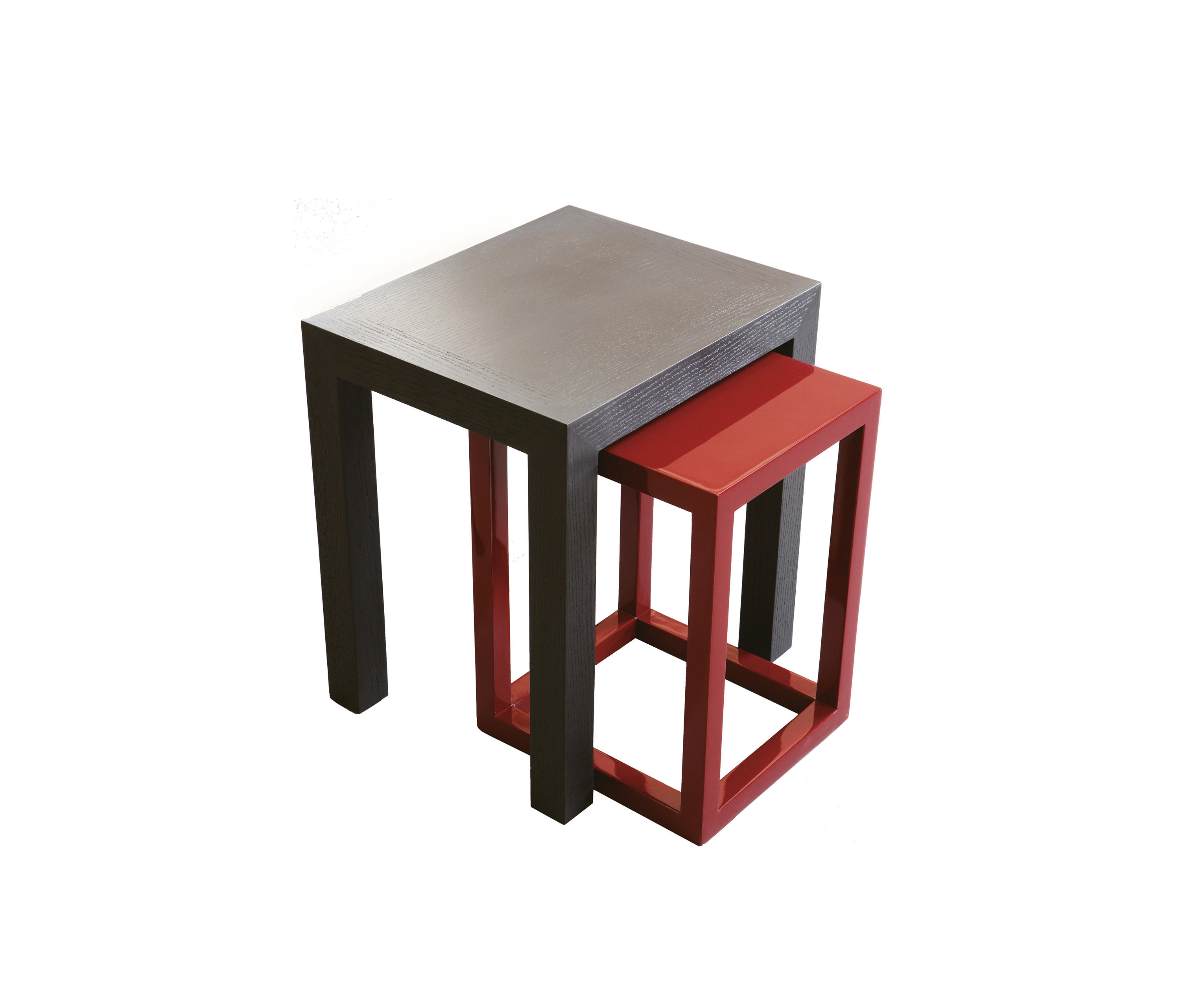 Chest   Side Table By HC28   Nesting Tables