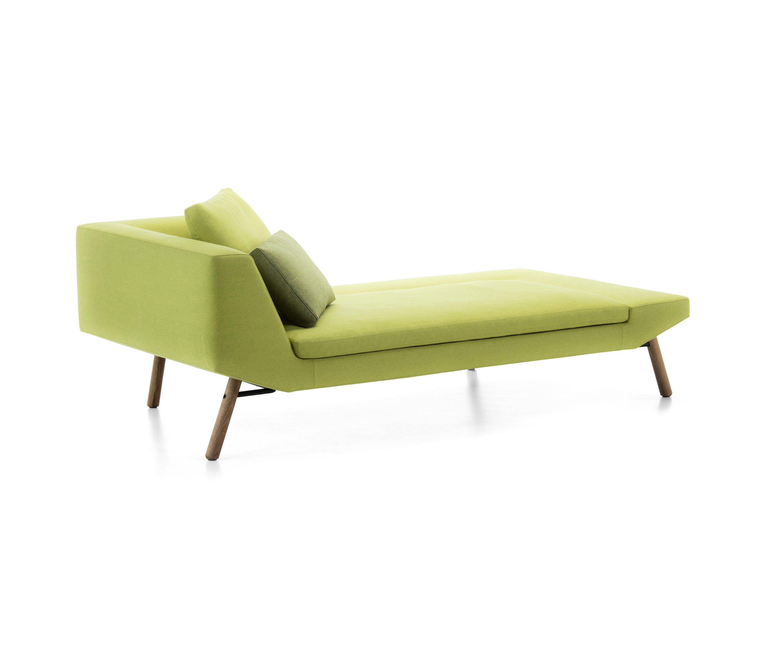 Combine chaise longue chaise longues from prostoria for Chaise longue 2 personnes