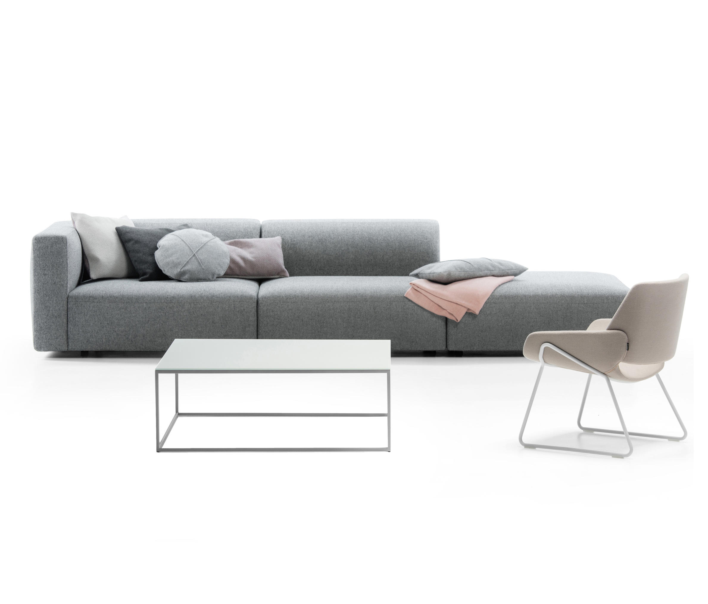 Match Sofa Lounge Sofas From Prostoria Architonic