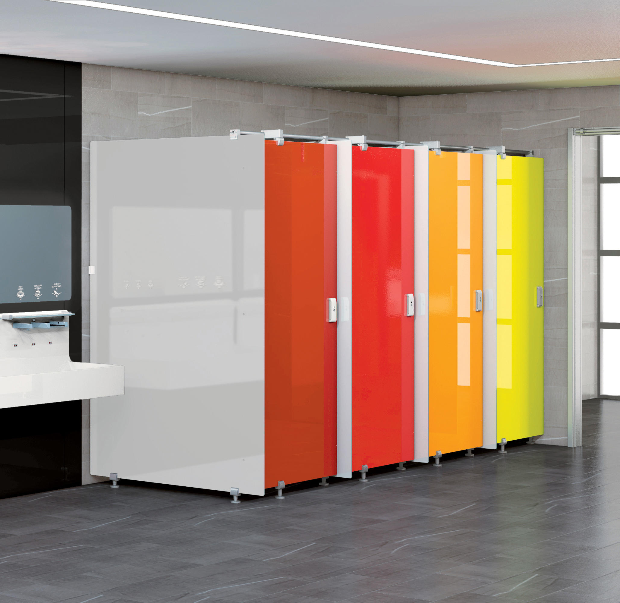 Glassbox Wall Partition Systems From Carvart Architonic