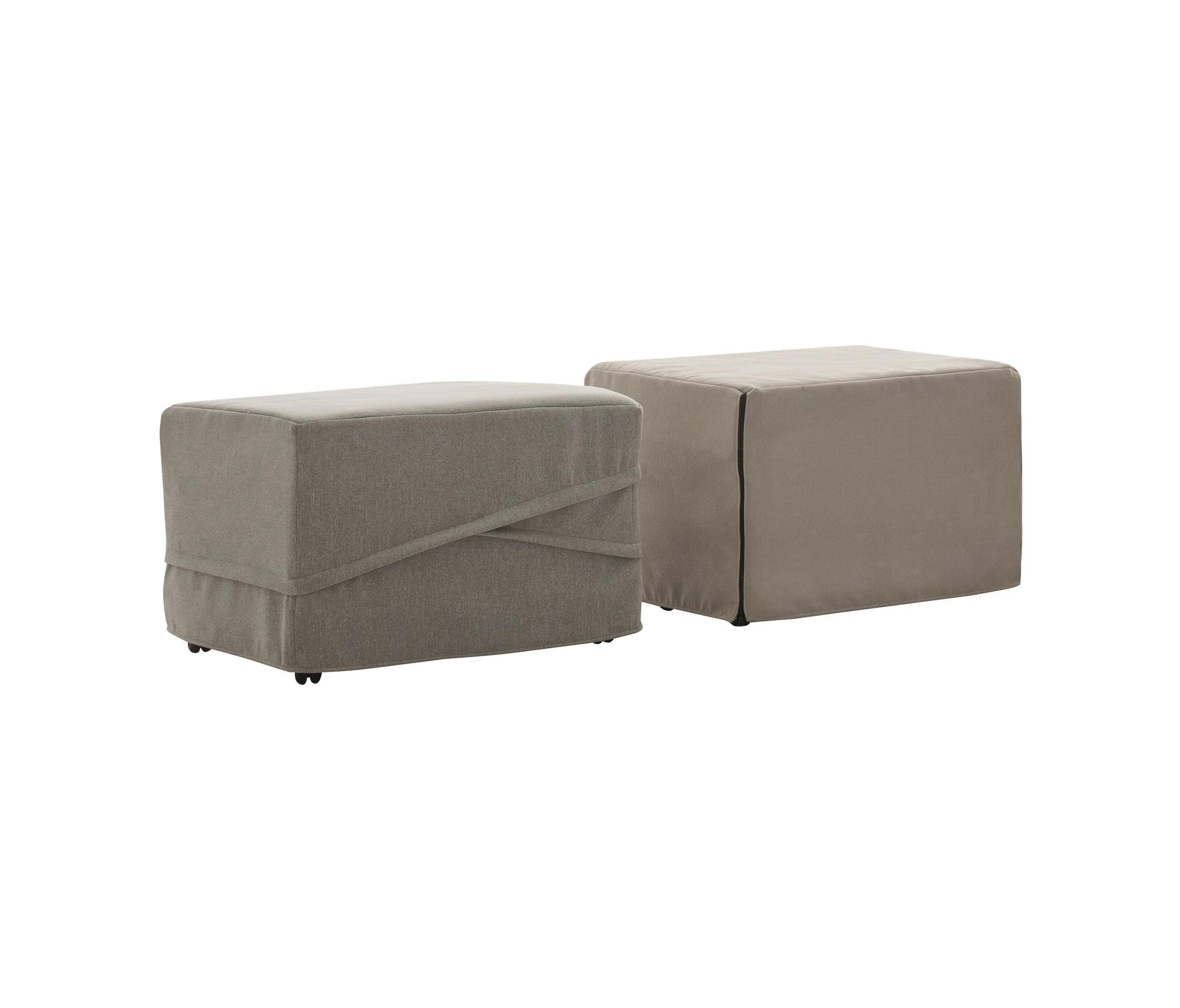 Phenomenal Pouff Beds From Ditre Italia Architonic Creativecarmelina Interior Chair Design Creativecarmelinacom