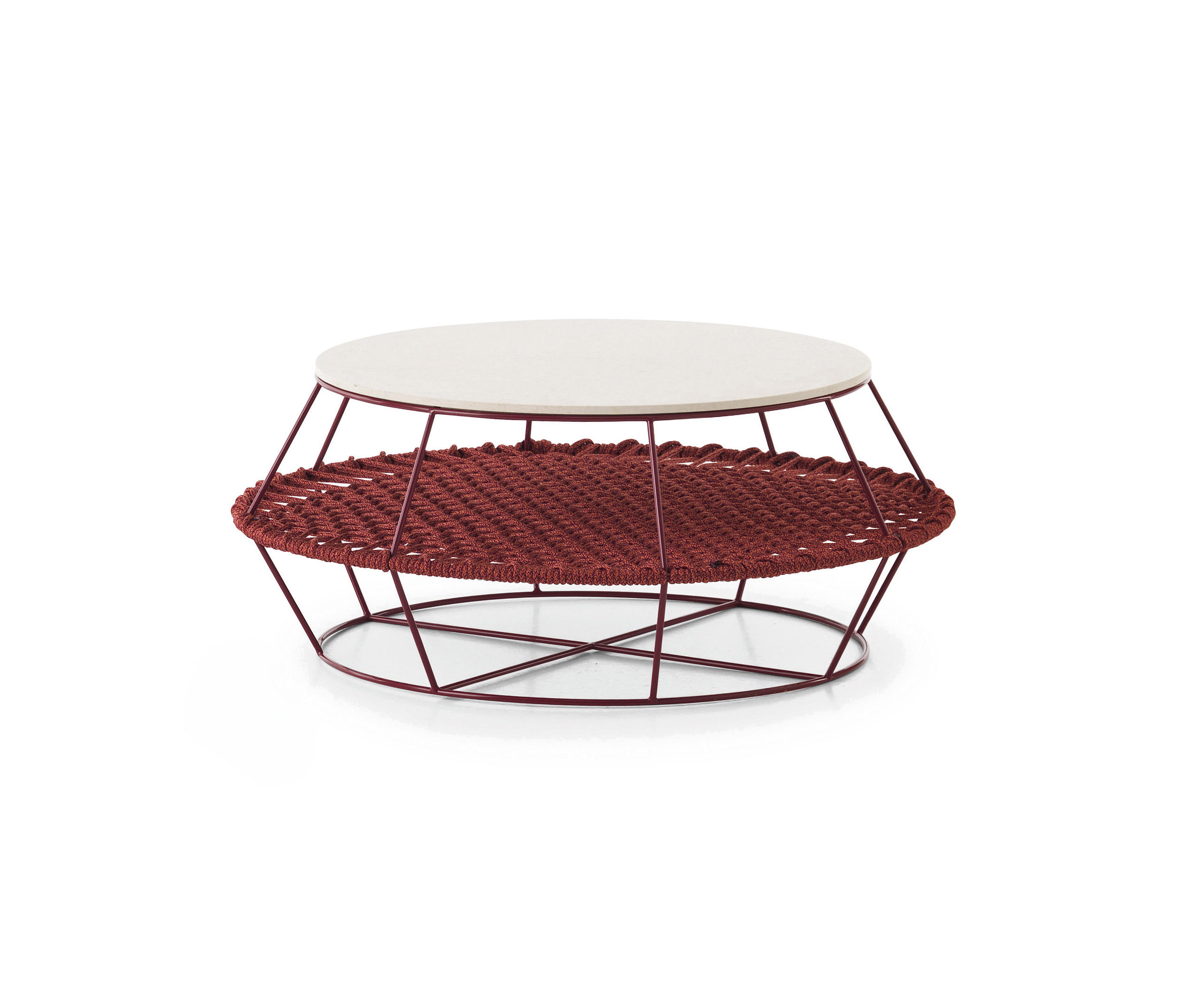 OUTDOOR LOW TABLE - Coffee Tables From Saba