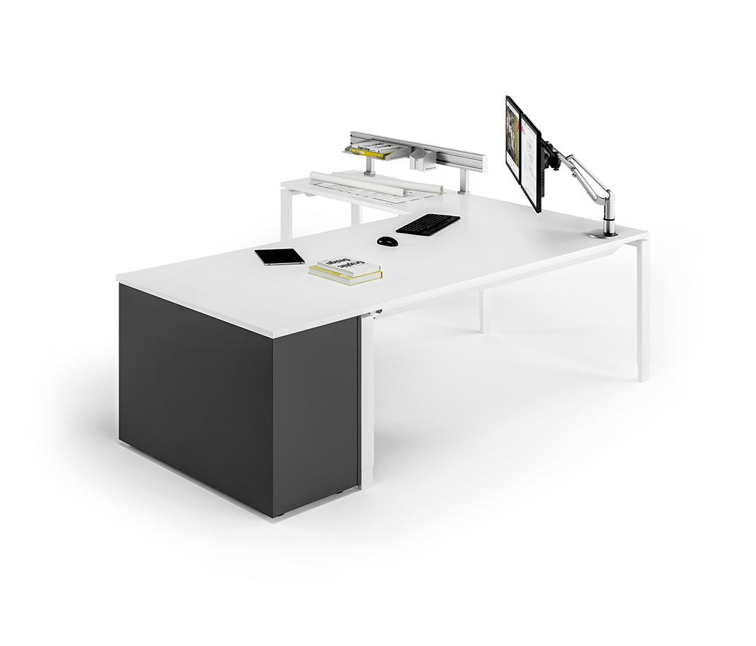 SOLOS DESK - Individual desks from Assmann Büromöbel | Architonic