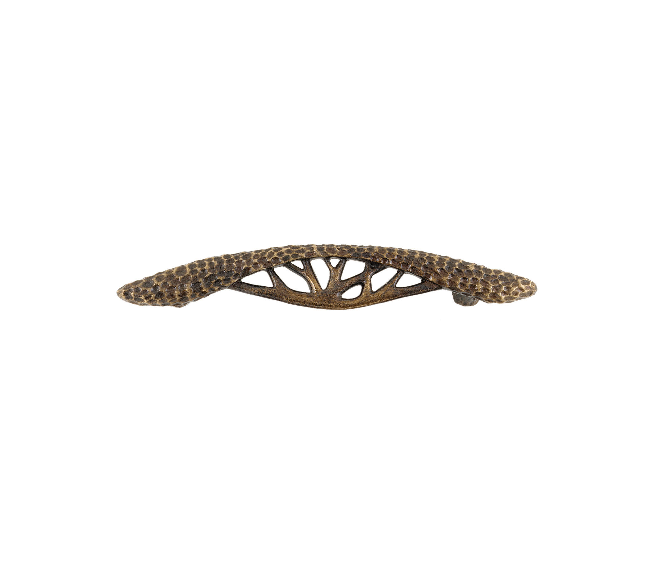 Hedgerow   Branch Pull By Martin Pierce Hardware | Cabinet Handles