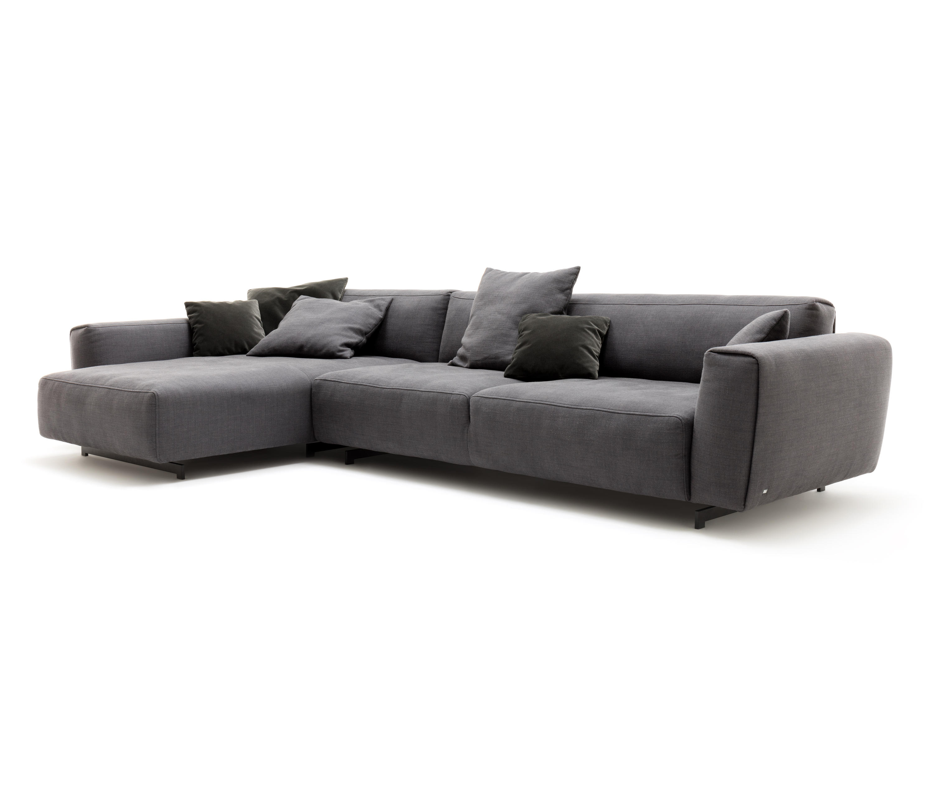 Rolf benz 550 teno sofas von rolf benz architonic for Rolf benz katalog