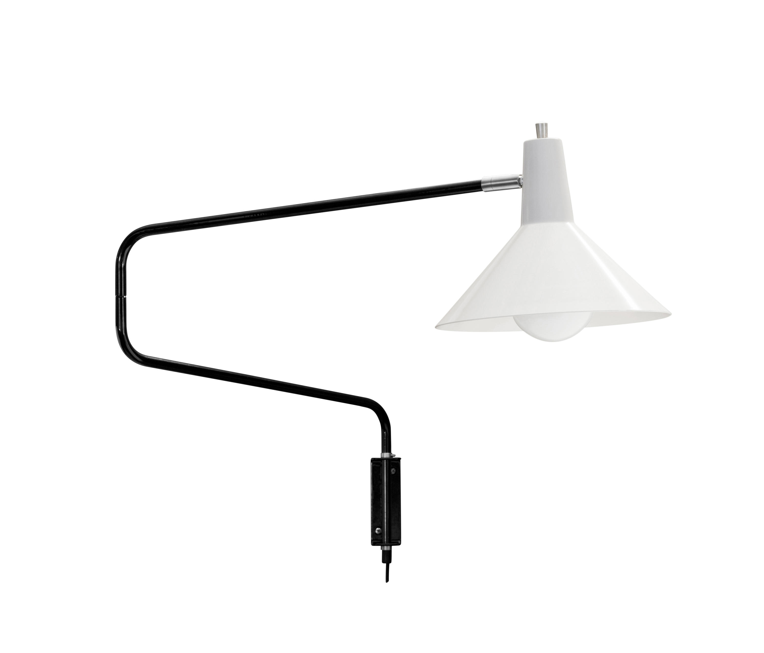 WALL LAMP NO.1602 THE PAPERCLIP - General lighting from ANVIA ...