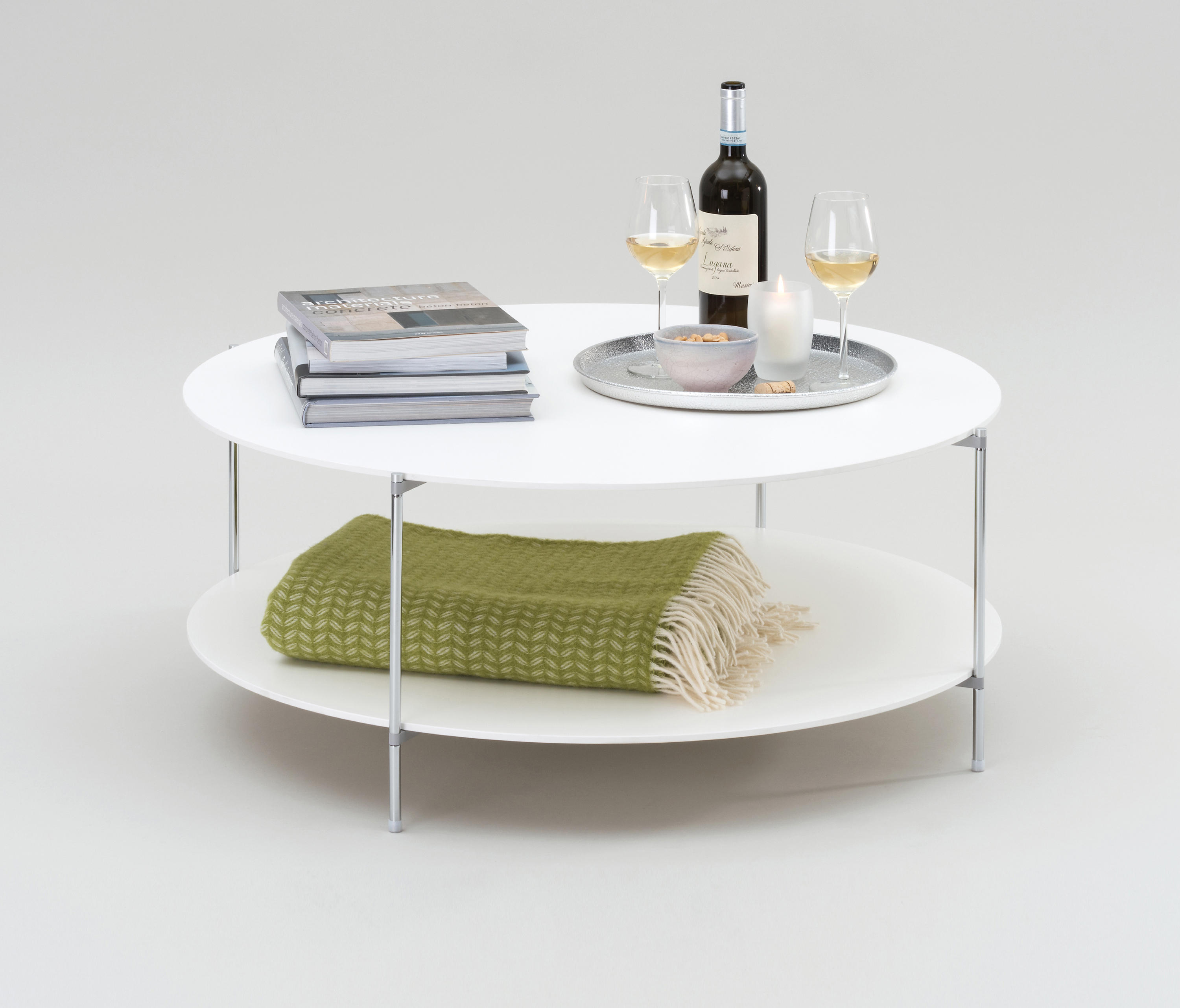 Roll On R Xl Lounge Tables By Formvorrat Architonic