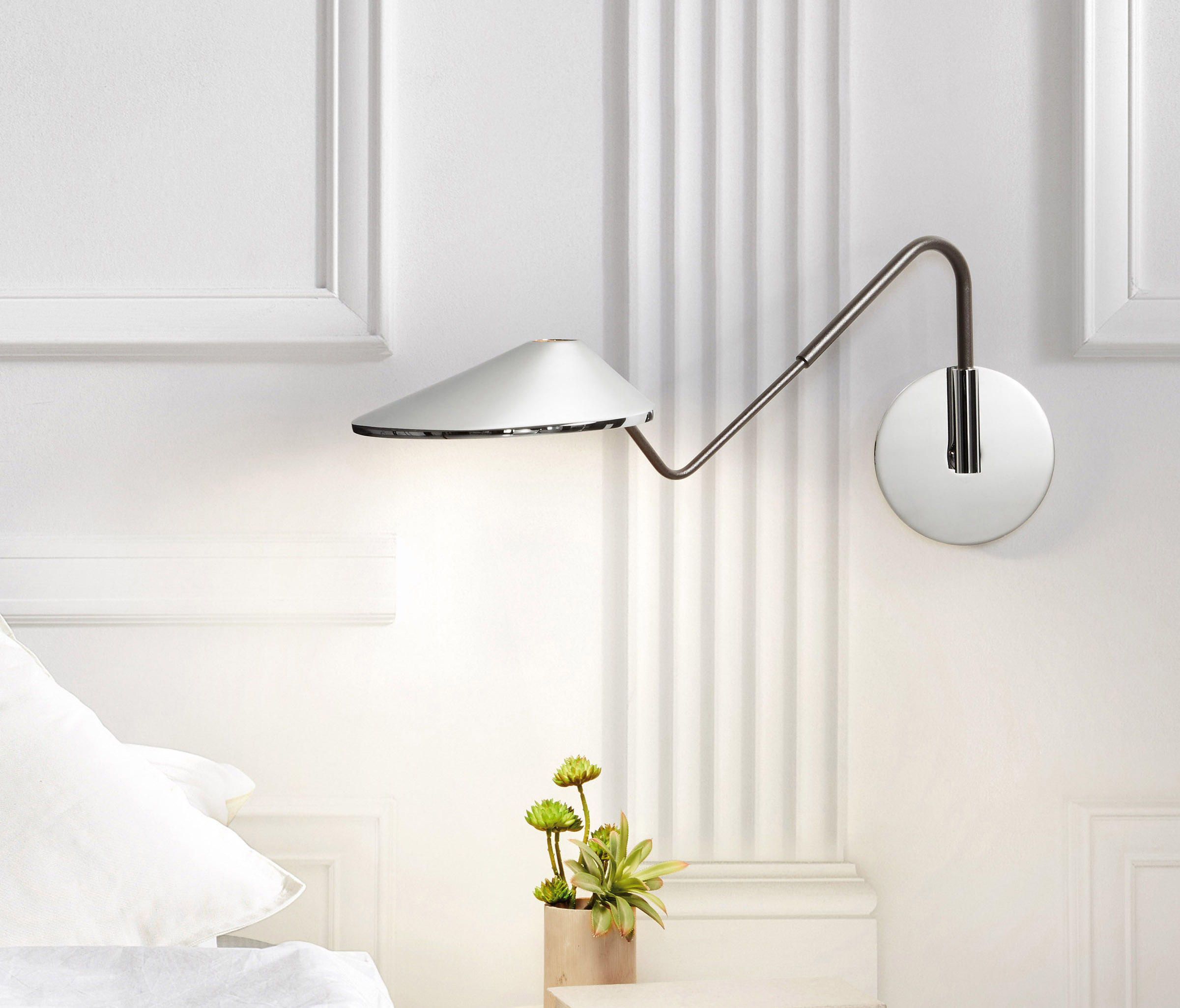 NÓN LÁ A/03 - Wall lights from BOVER | Architonic on Non Lighting Sconces id=16789