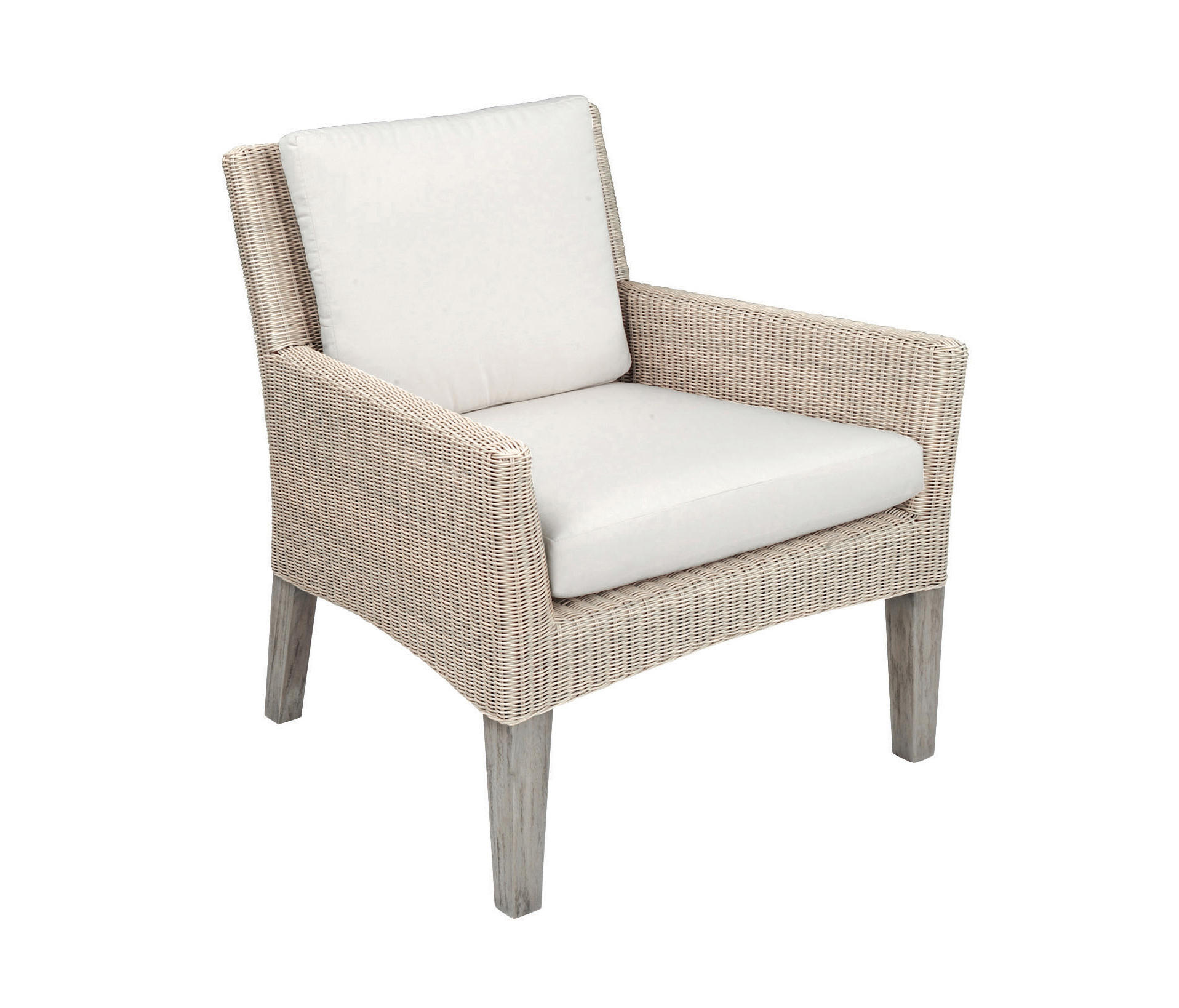 Paris Club Chair By Kingsley Bate | Garden Chairs