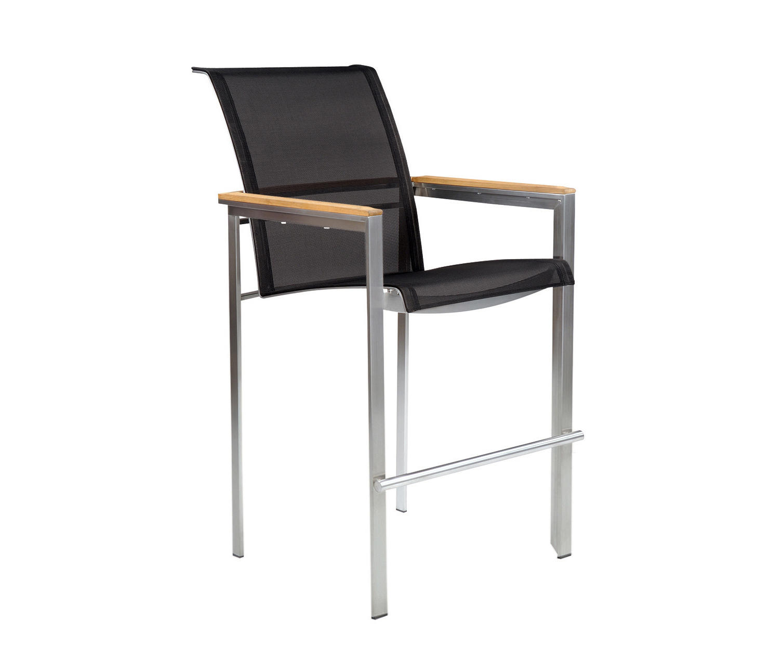 Tivoli bar chair garten barhocker von kingsley bate for Barhocker garten