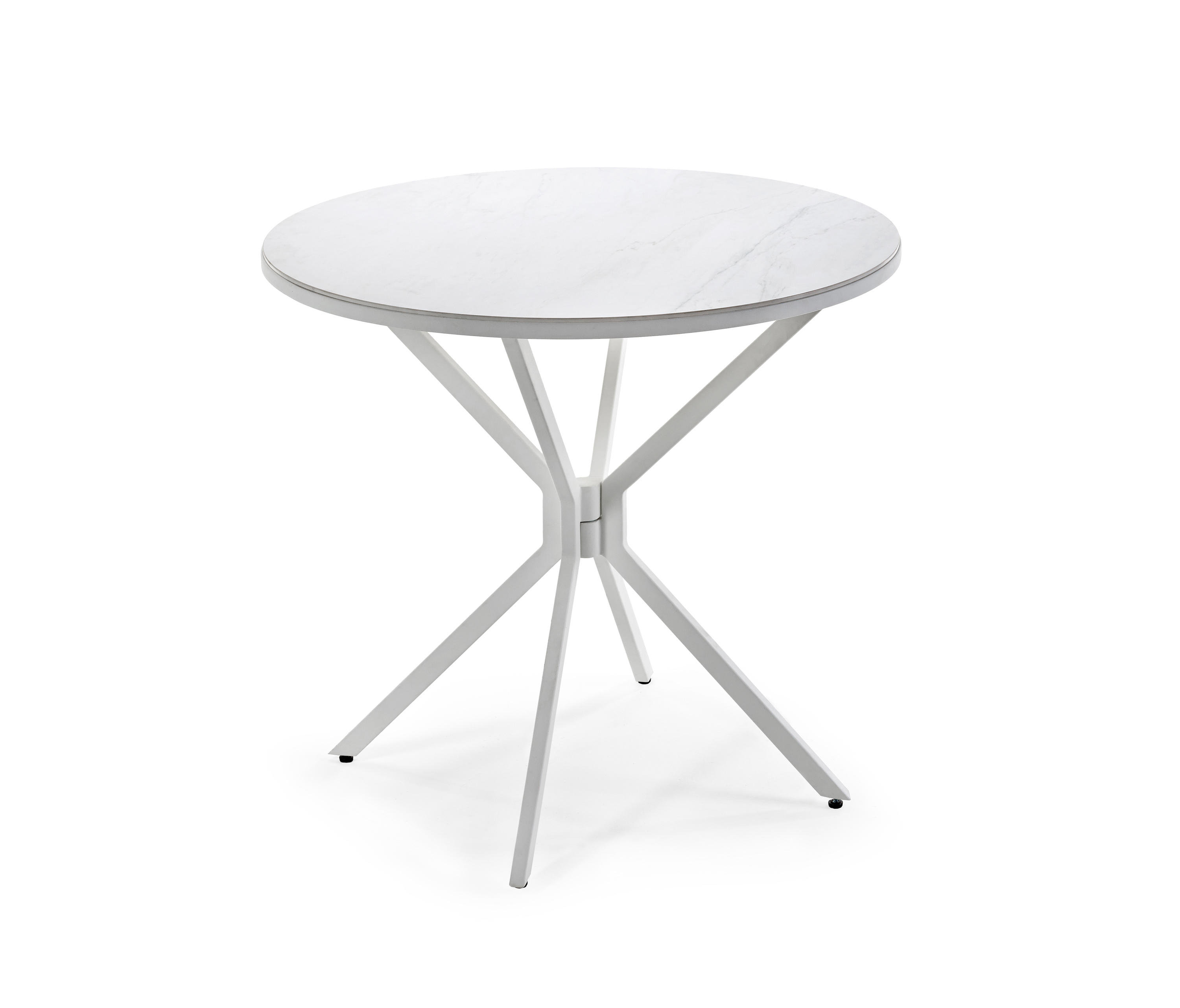 TRAVERSE TRV 80FR Tables de bistrot de jardin de Royal Botania