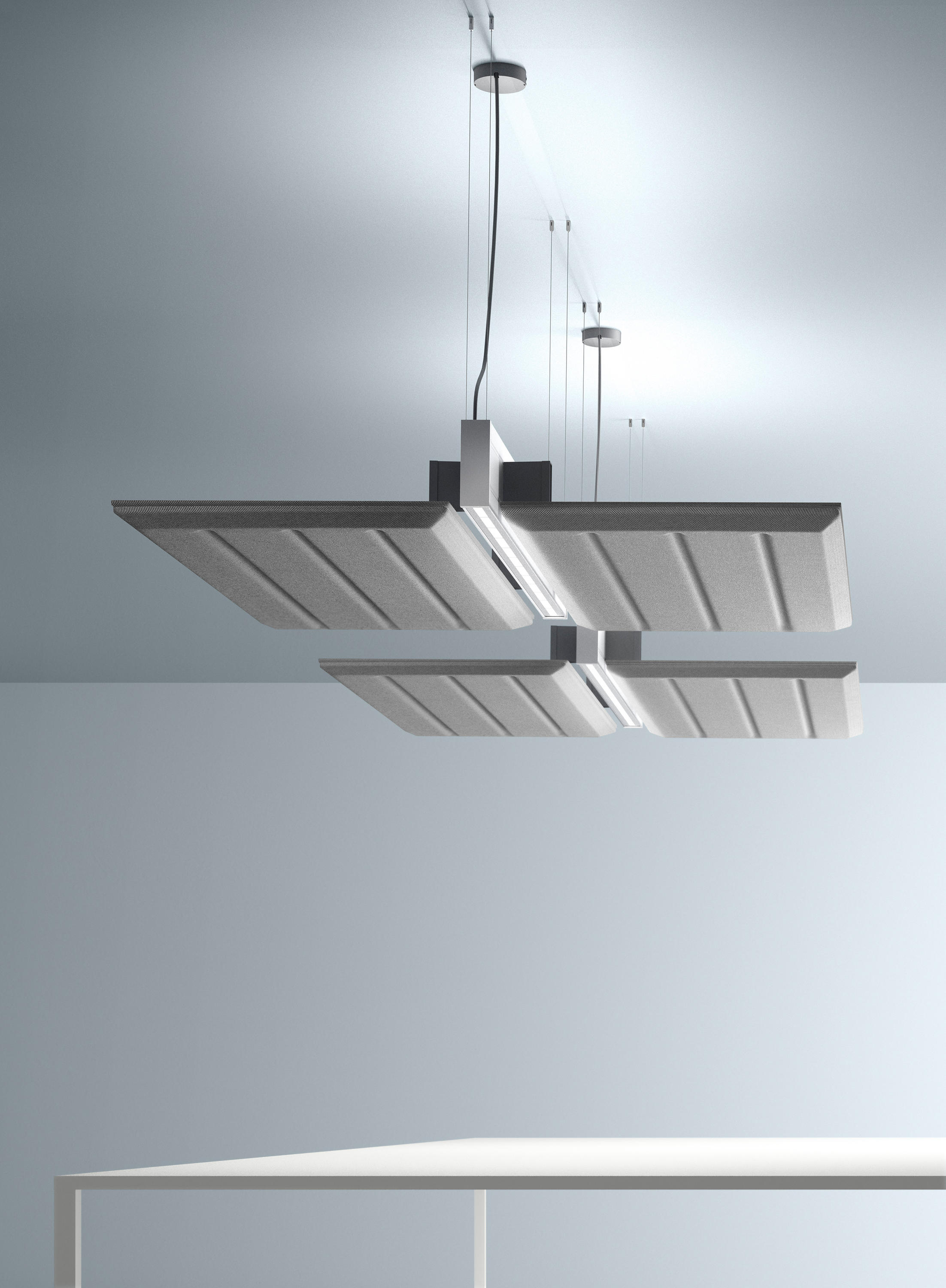 Diade Suspension Suspended Lights From Luceplan Architonic