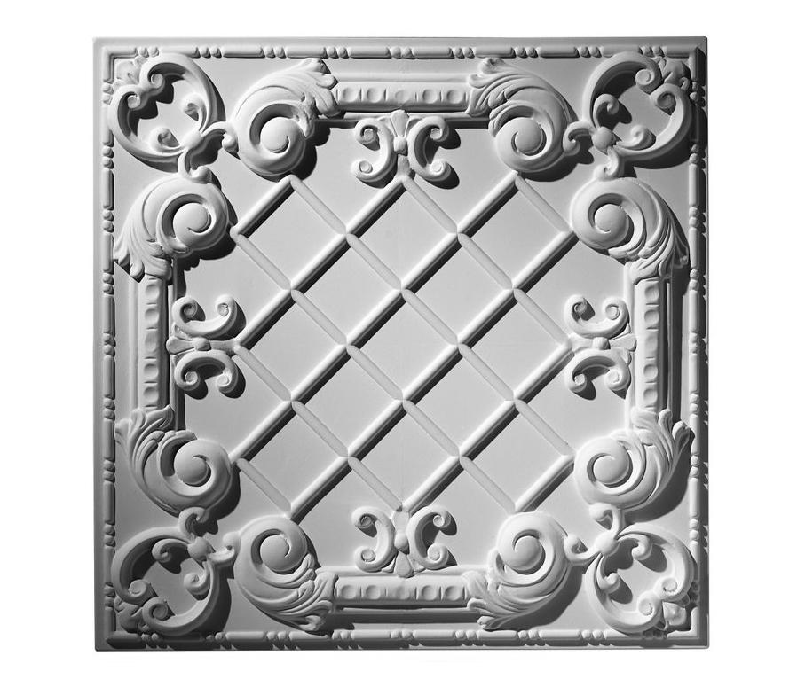 Baroque Panel Ceiling Tile By Above View Inc Mineral Composite Panels