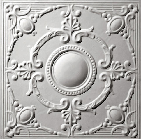 FRENCH MEDALLION CEILING TILE Mineral posite panels from