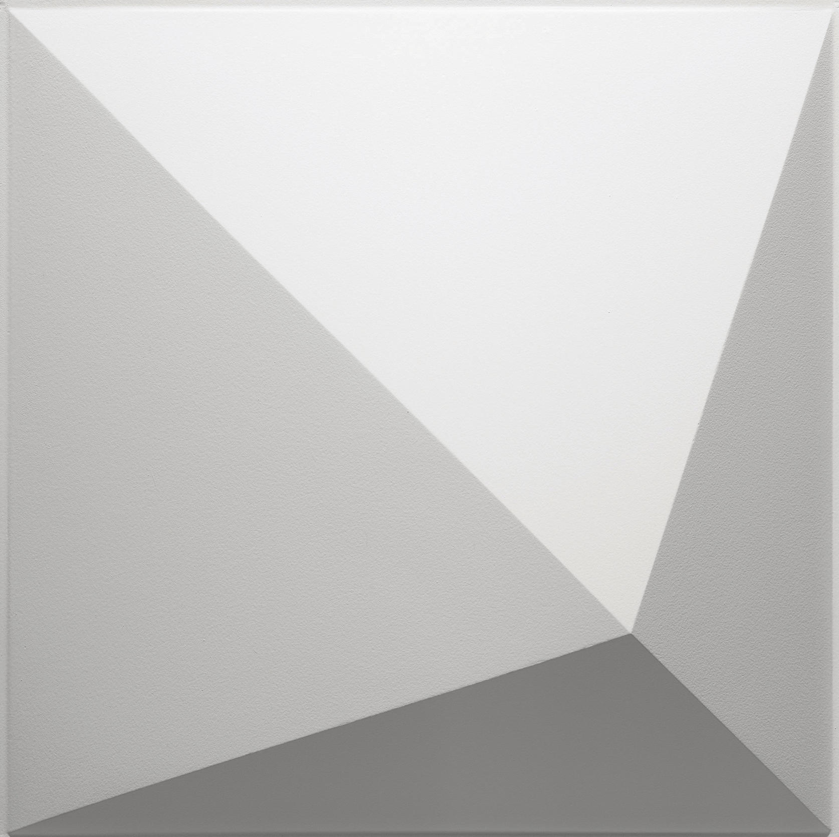 Pyramid 2 ceiling tile mineral composite panels from above view pyramid 2 ceiling tile by above view inc mineral composite panels dailygadgetfo Choice Image