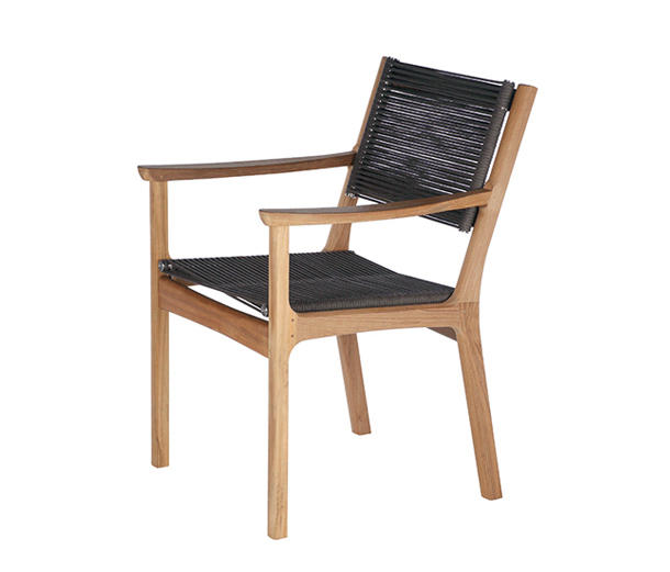monterey dining armchair chairs from barlow tyrie architonic