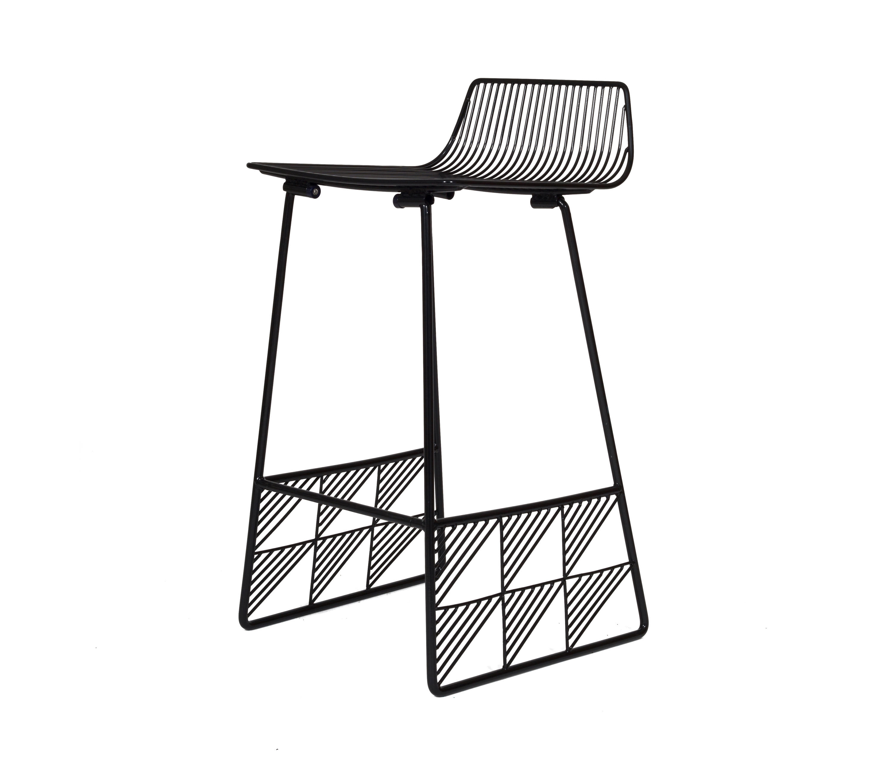 Lowback counter stool by bend goods bar stools