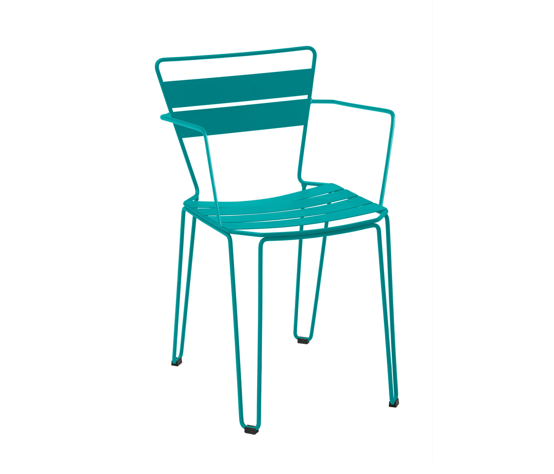 Mallorca Armchair | Agata Blue By ISimar | Chairs