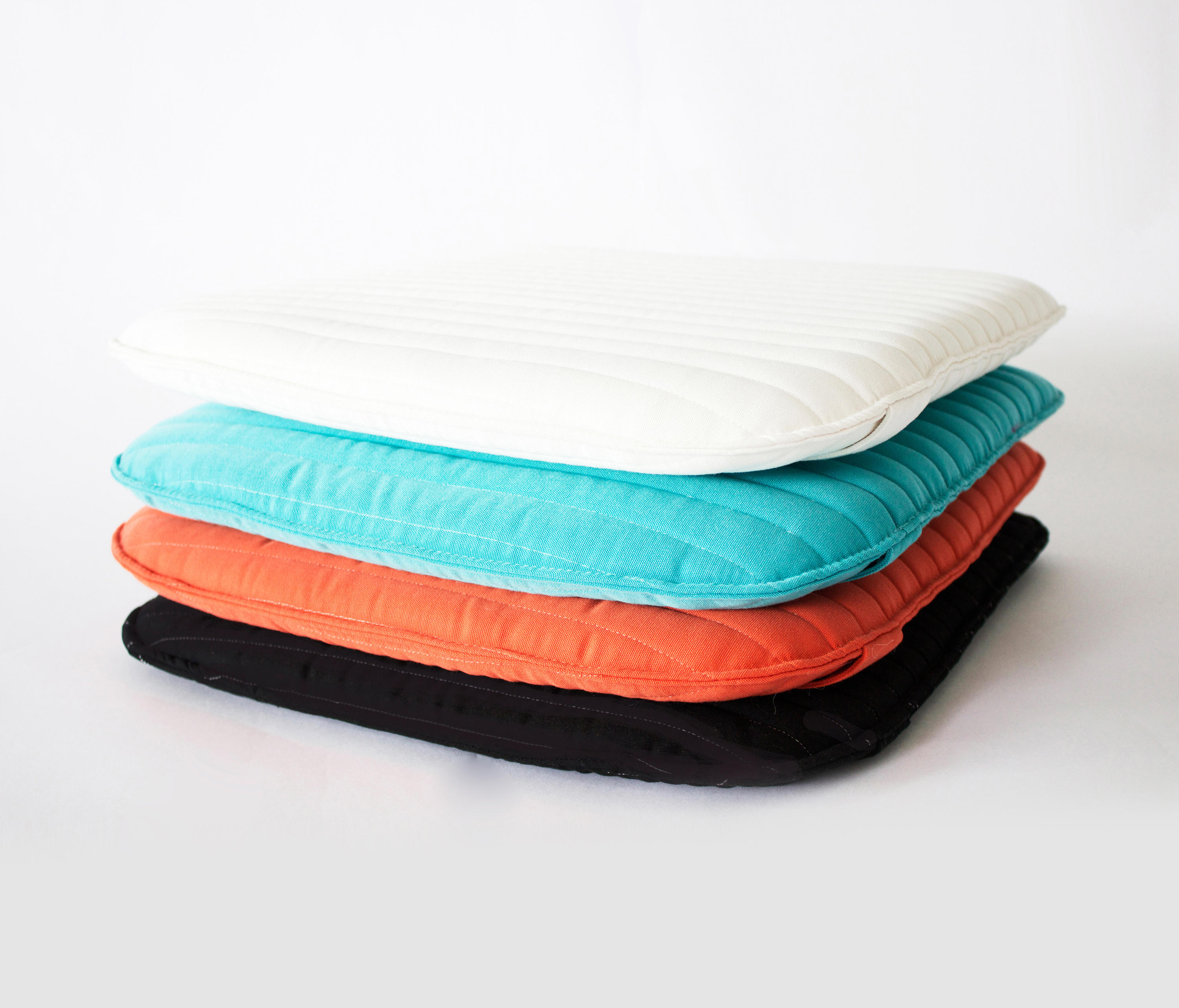 QUILTED SUNBRELLA PAD Seat cushions from Bend Goods