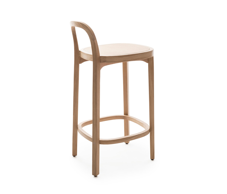 Siro bar stool oak by woodnotes bar stools