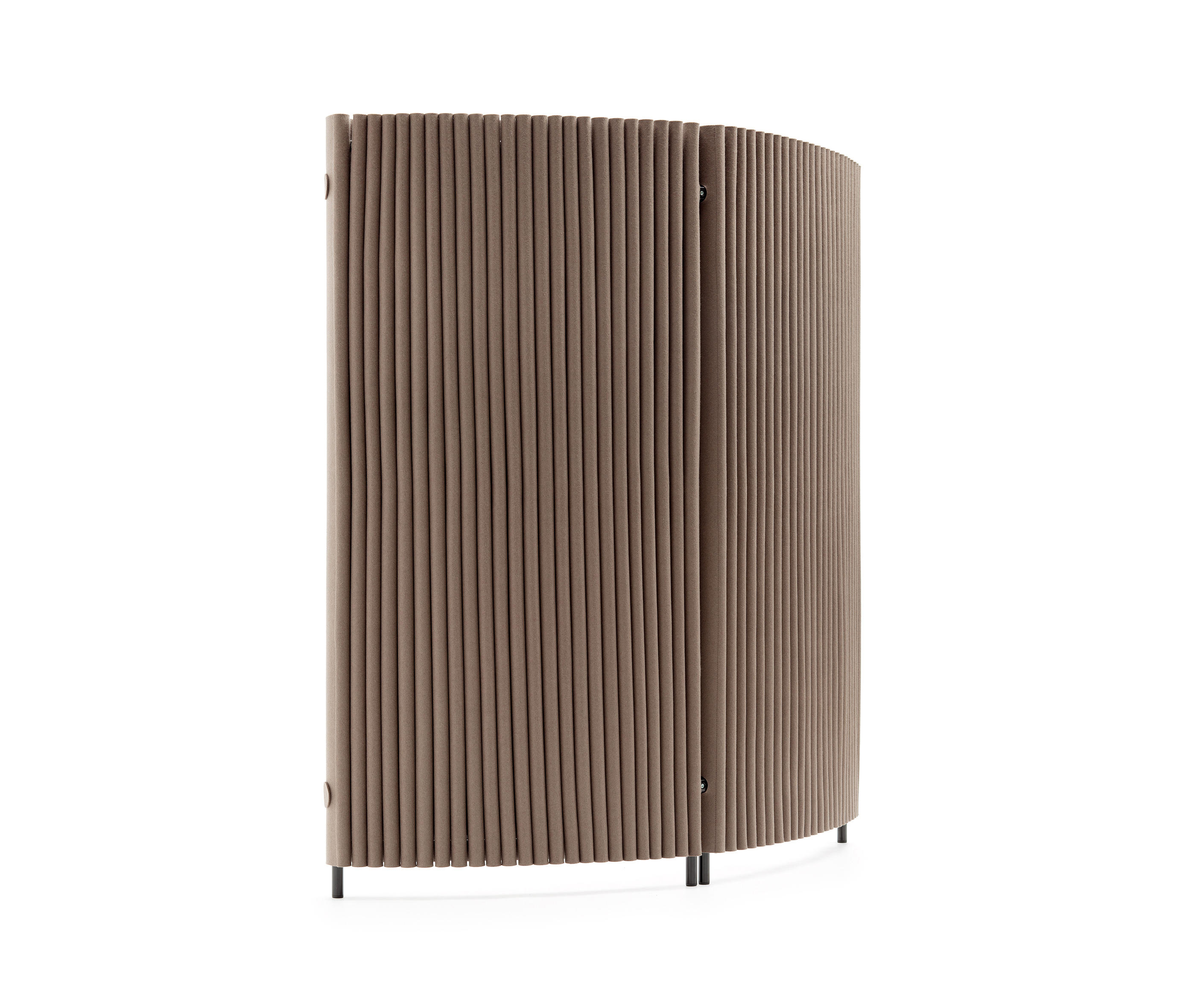 Wave Room Divider Curved By Hey Sign Space Dividers