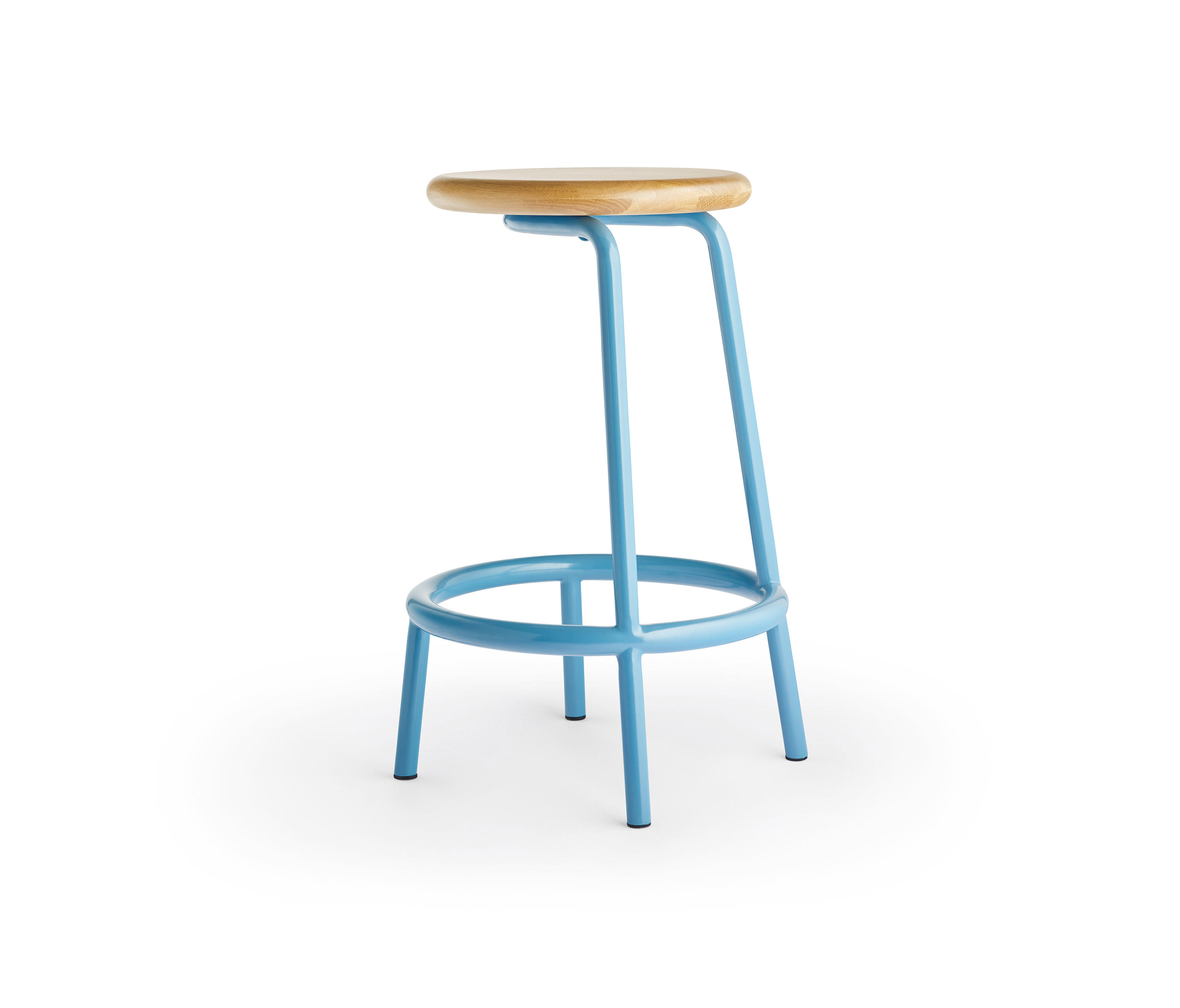 Volar 650 Blue By Les Basic | Bar Stools