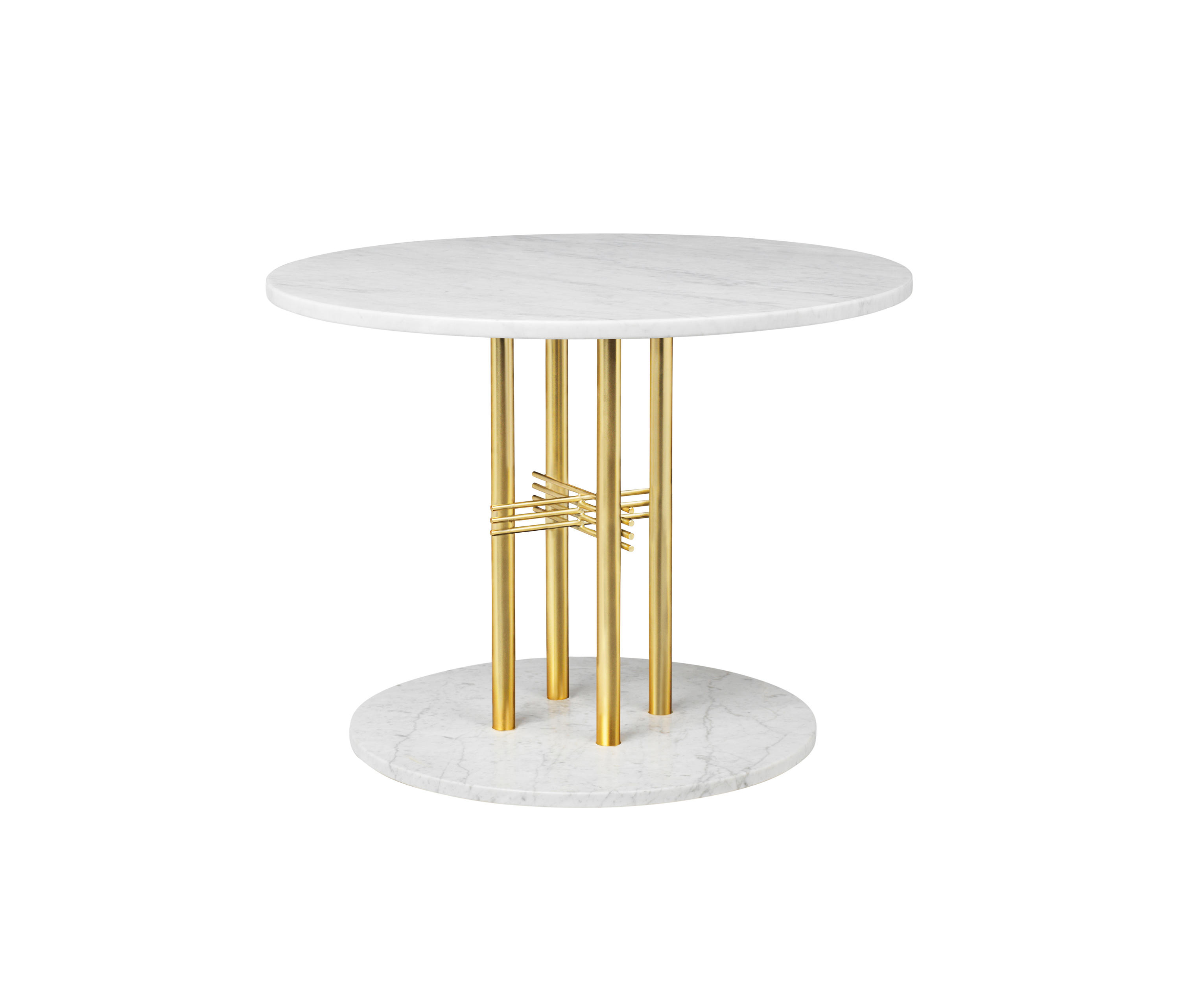 Ypperlig TS COLUMN LOUNGE TABLE Ø80 - Side tables from GUBI | Architonic WV-88