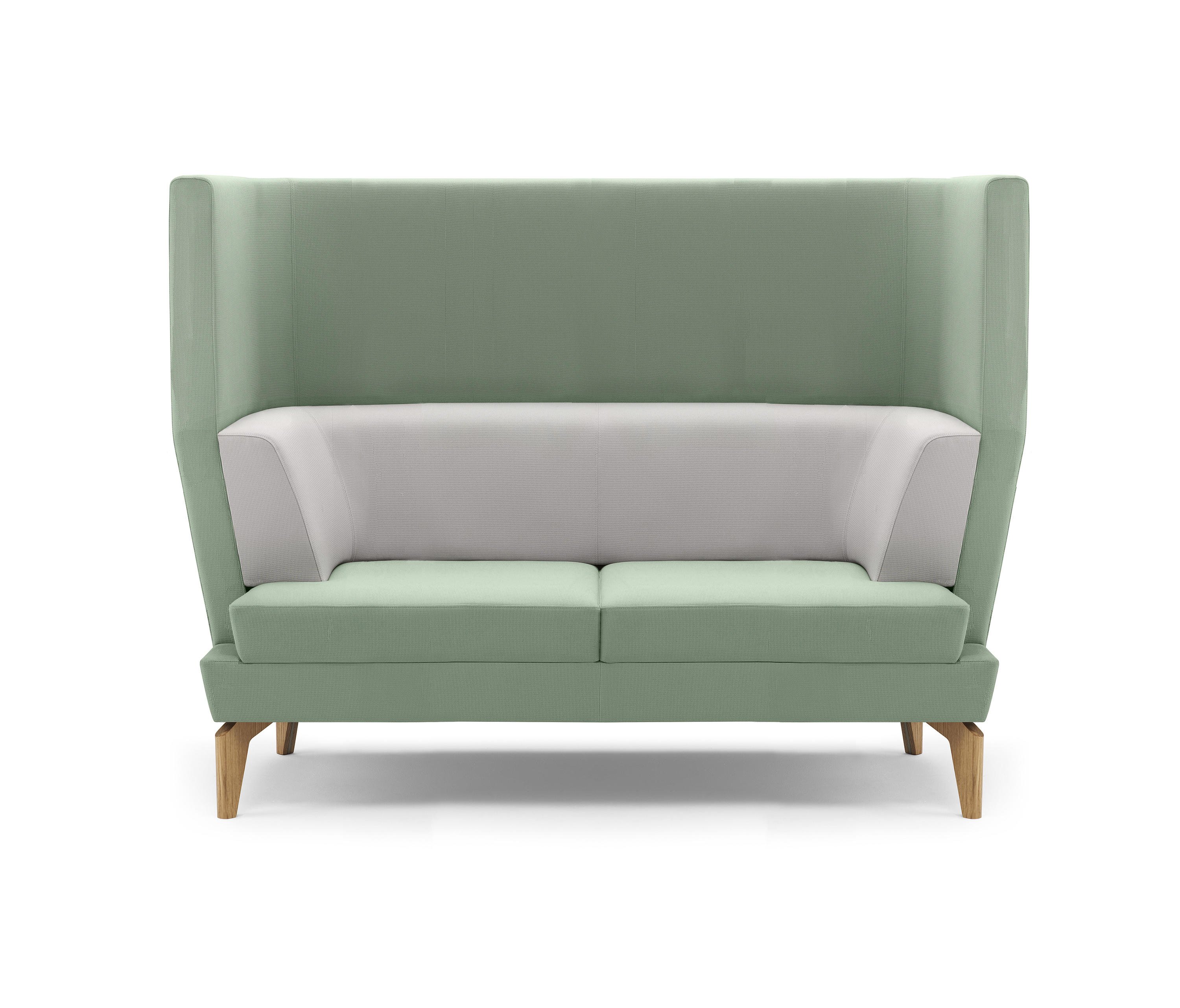 Entente High Back By Boss Design | Sofas