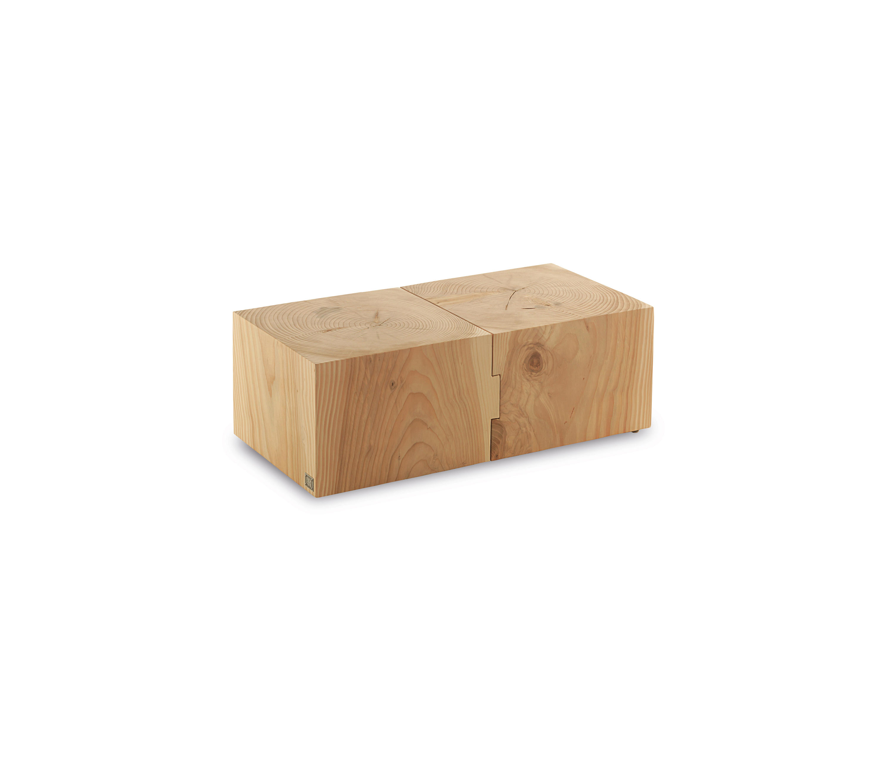 Eco Block Coffee Tables From Riva 1920 Architonic