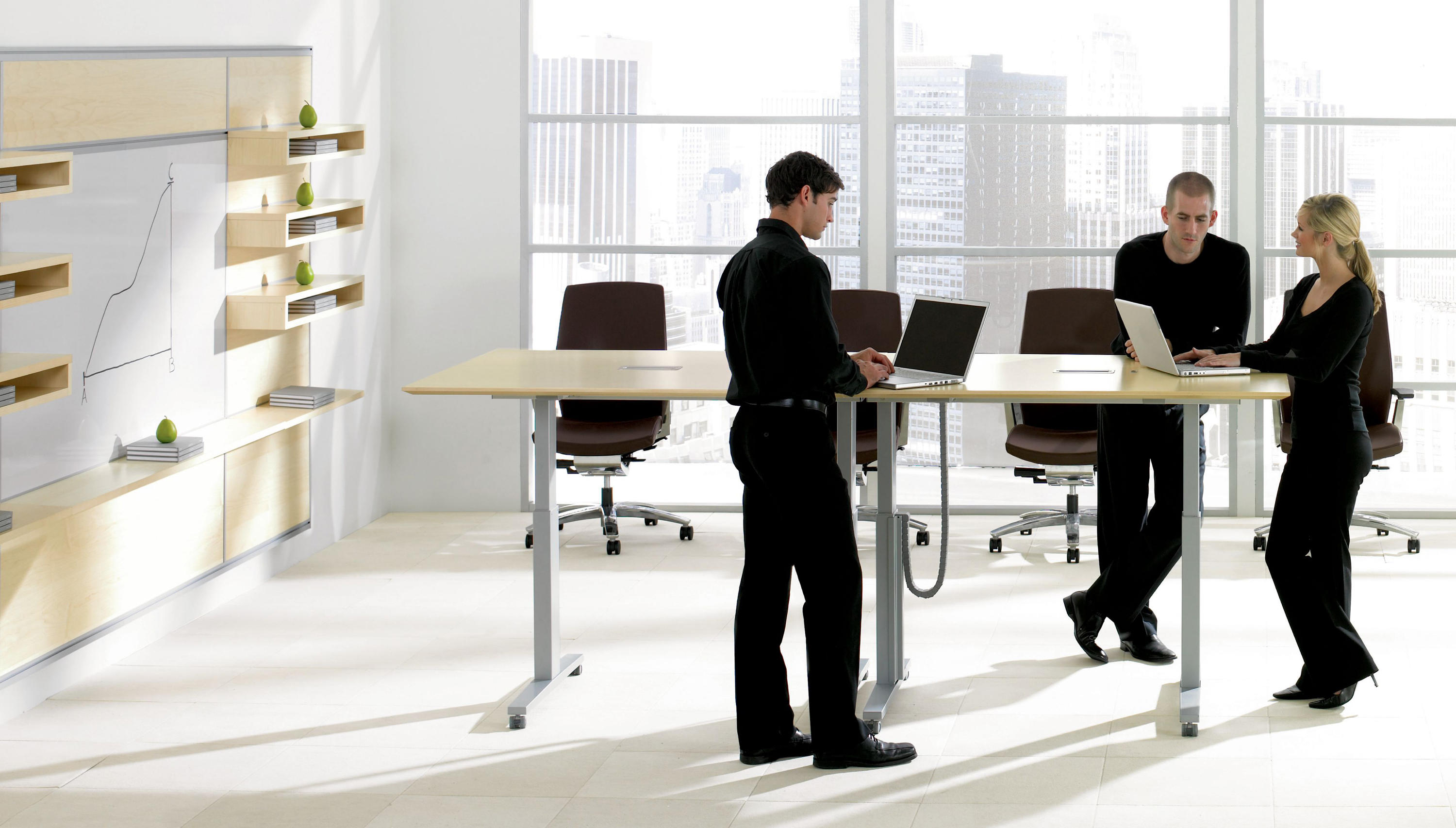 Livello Contract Tables From Teknion Architonic