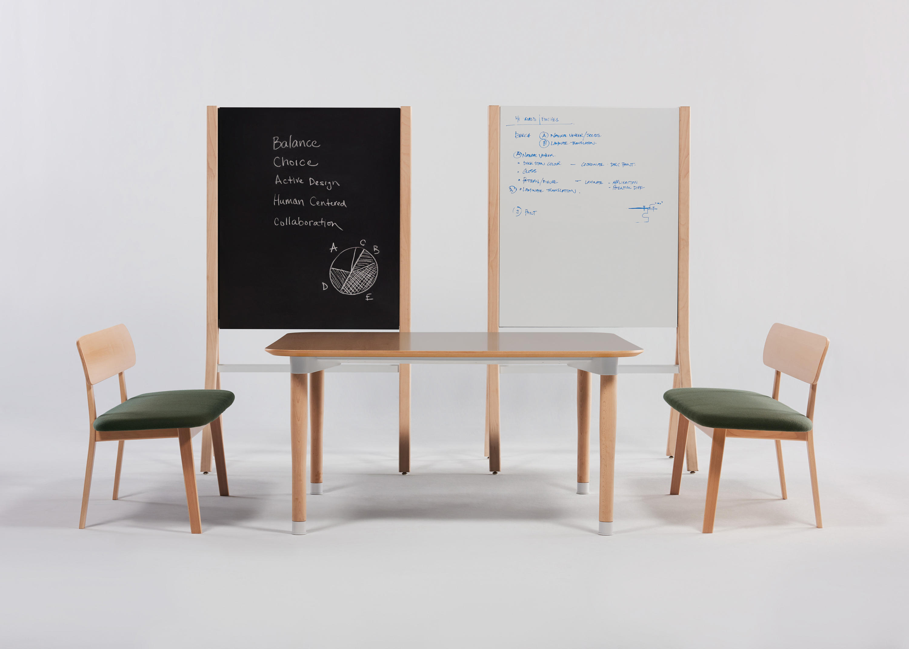 Zones Workshop Tables By Teknion | Contract Tables ...