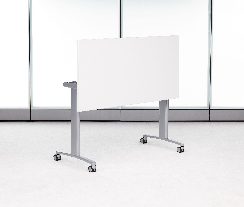 rectangular table tables center office training laminate folding white furniture