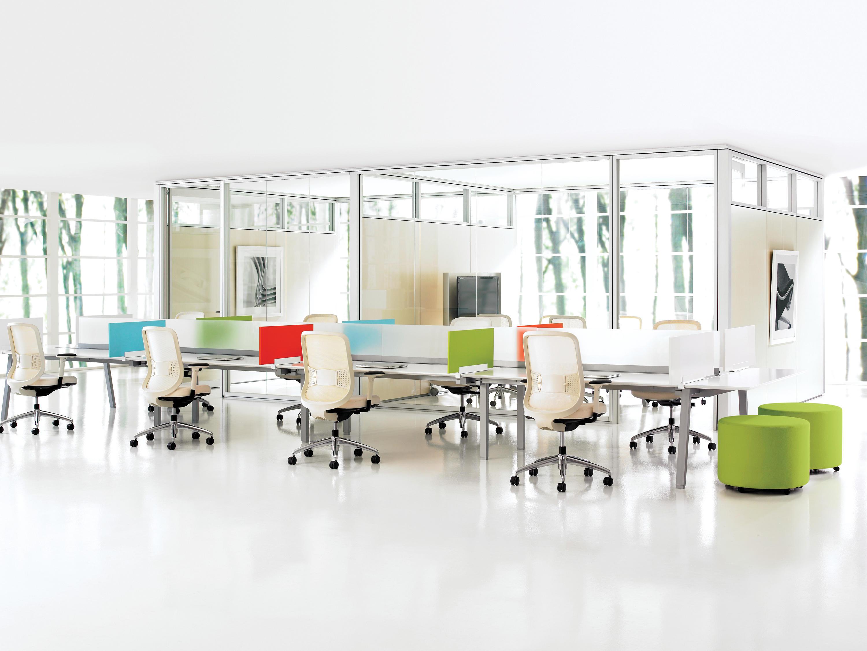 Interpret Desks From Teknion Architonic