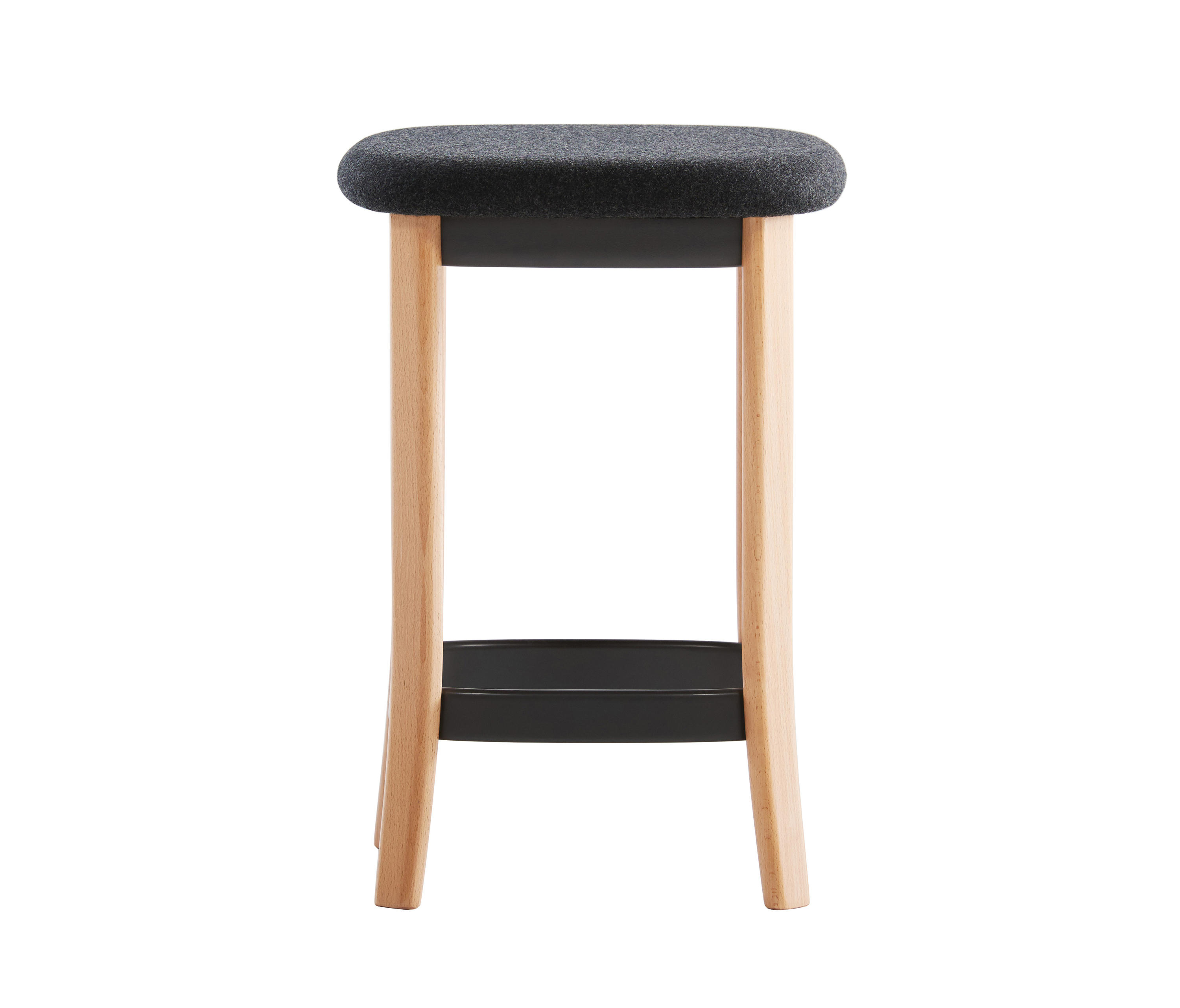 Zones High Backless Stool Bar Stools From Teknion