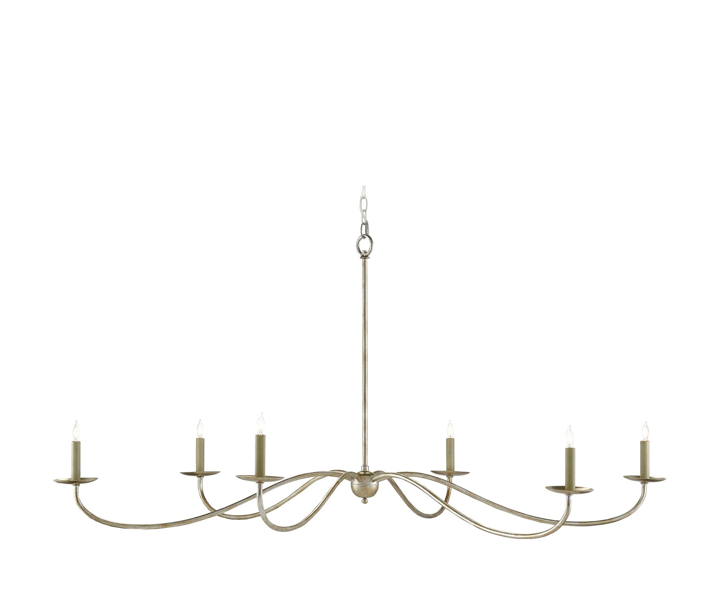 SAXON CHANDELIER General lighting from Currey & pany