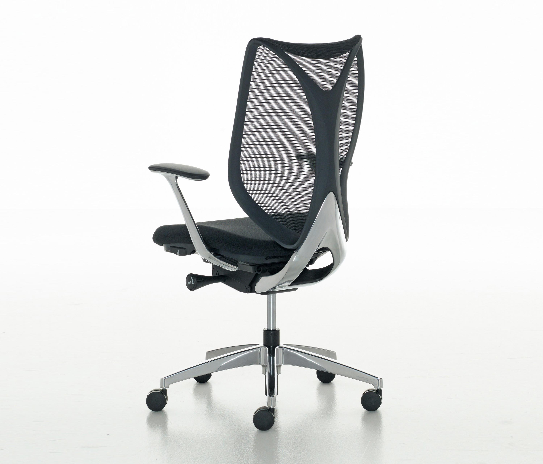 Teknion around chair