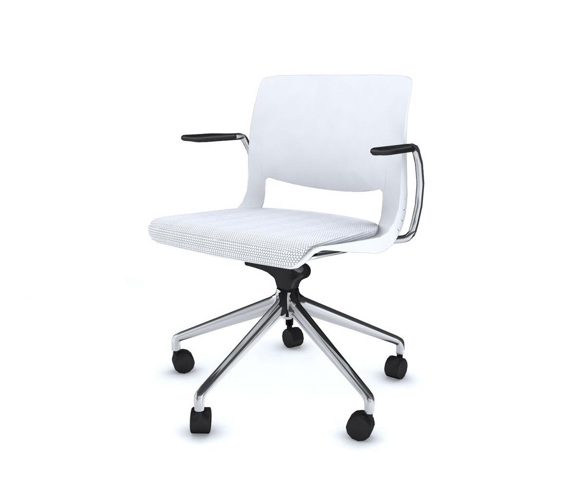 Delightful Variable Work Chair By Teknion | Task Chairs