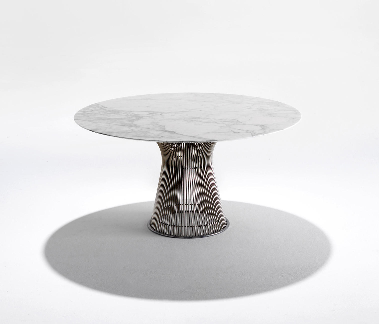 PLATNER DINING TABLE Dining tables from Knoll  : platner table marble top 0096 b from www.architonic.com size 1517 x 1295 jpeg 95kB
