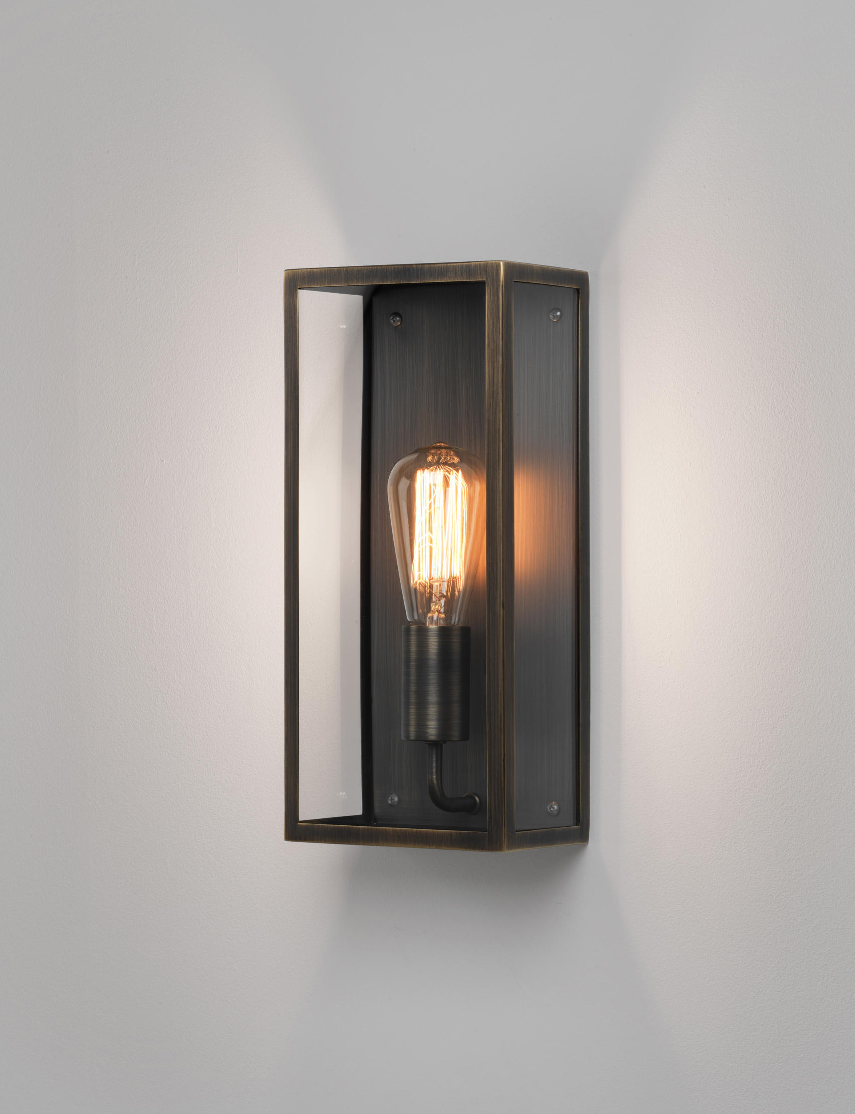 messina 160 bronze plated general lighting from astro. Black Bedroom Furniture Sets. Home Design Ideas