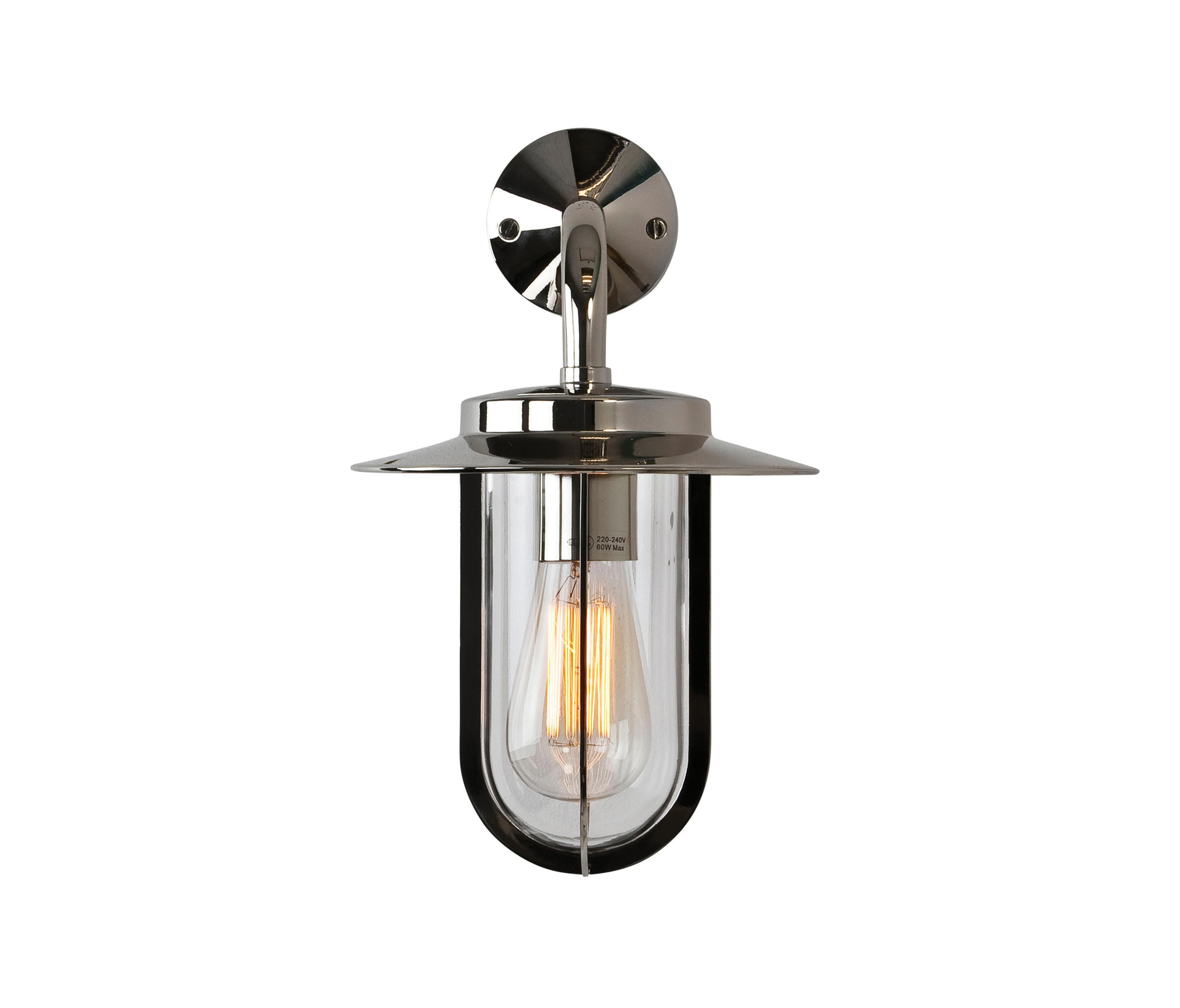 Montparnasse polished nickel general lighting from astro for Astro lighting