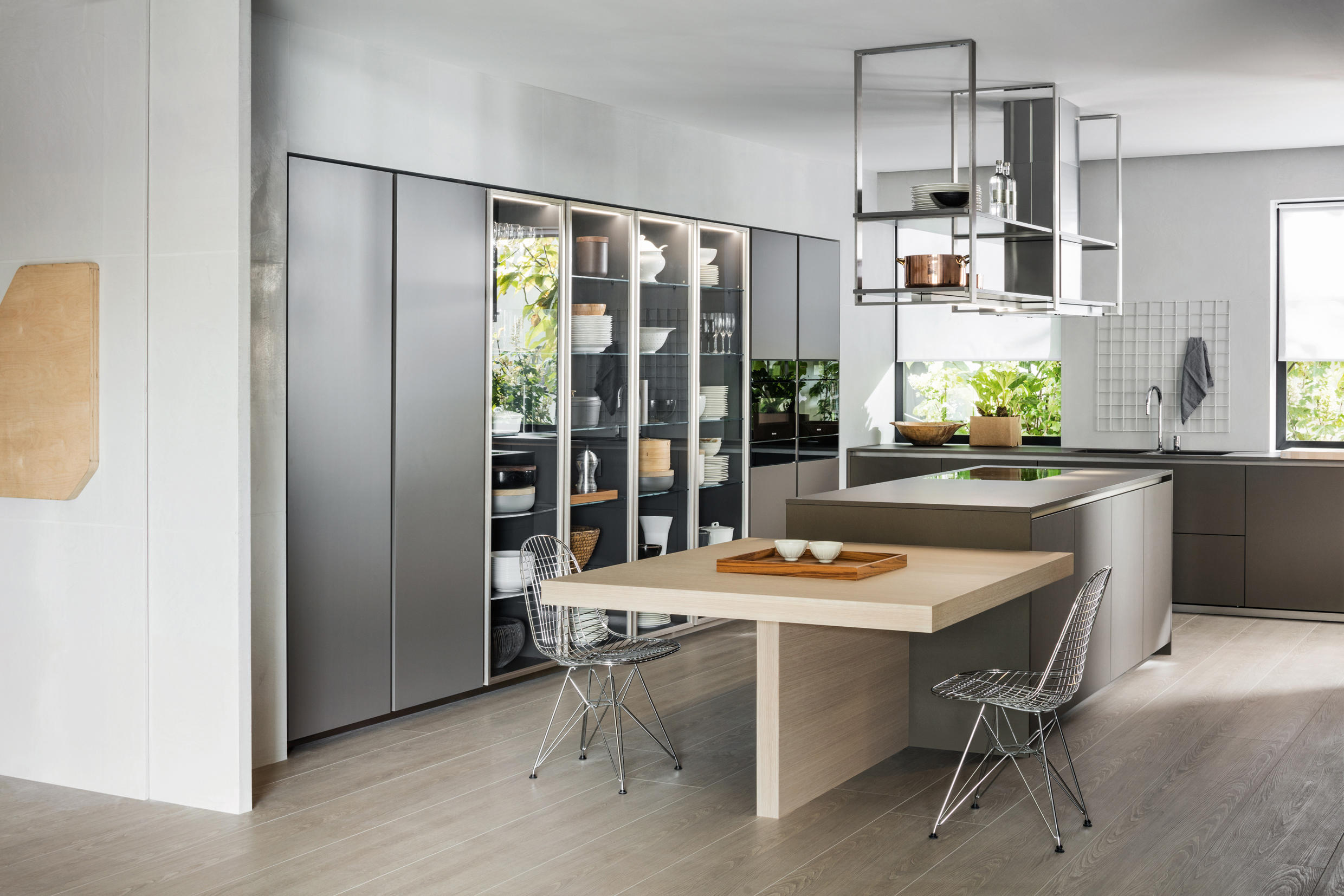 Hi Line 6 Fitted Kitchens From Dada Architonic