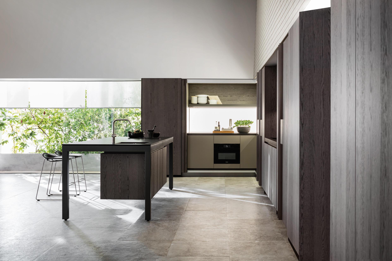 Banco cucine a parete dada architonic - Cucine a parete ...