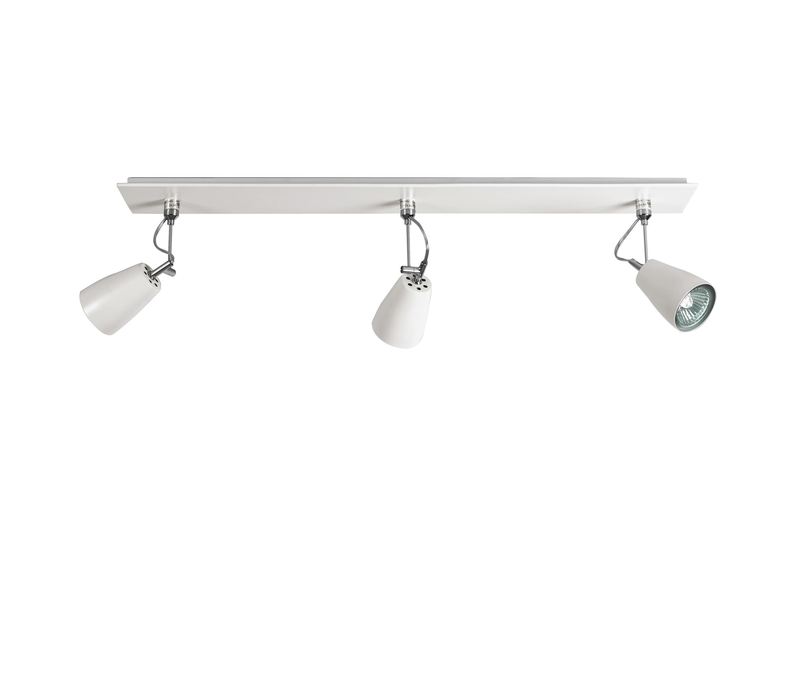 Polar Triple Bar Ceiling Lights From Astro Lighting