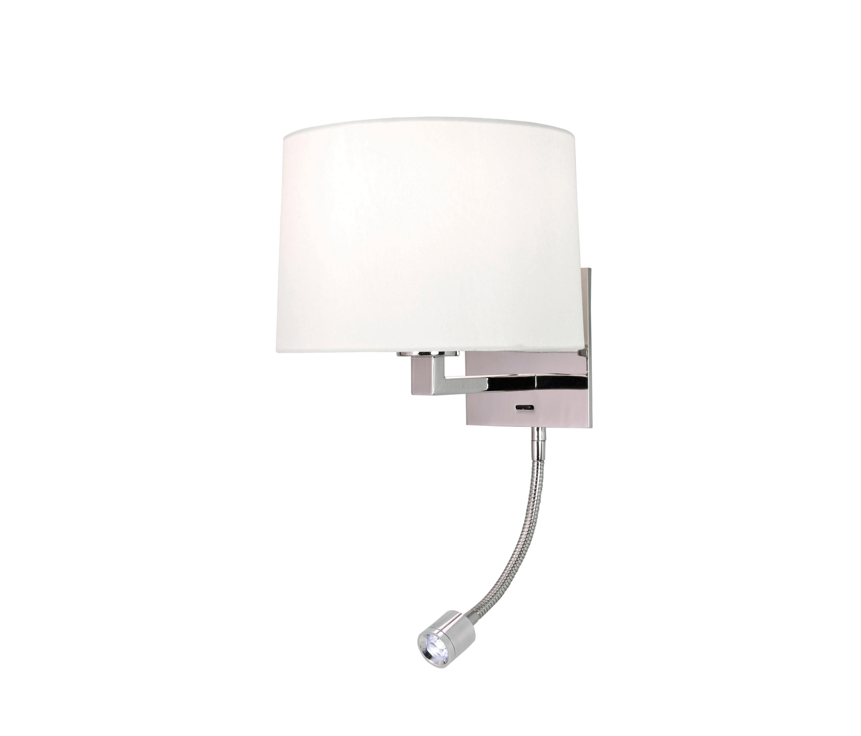 azumi led classic matt nickel general lighting from. Black Bedroom Furniture Sets. Home Design Ideas